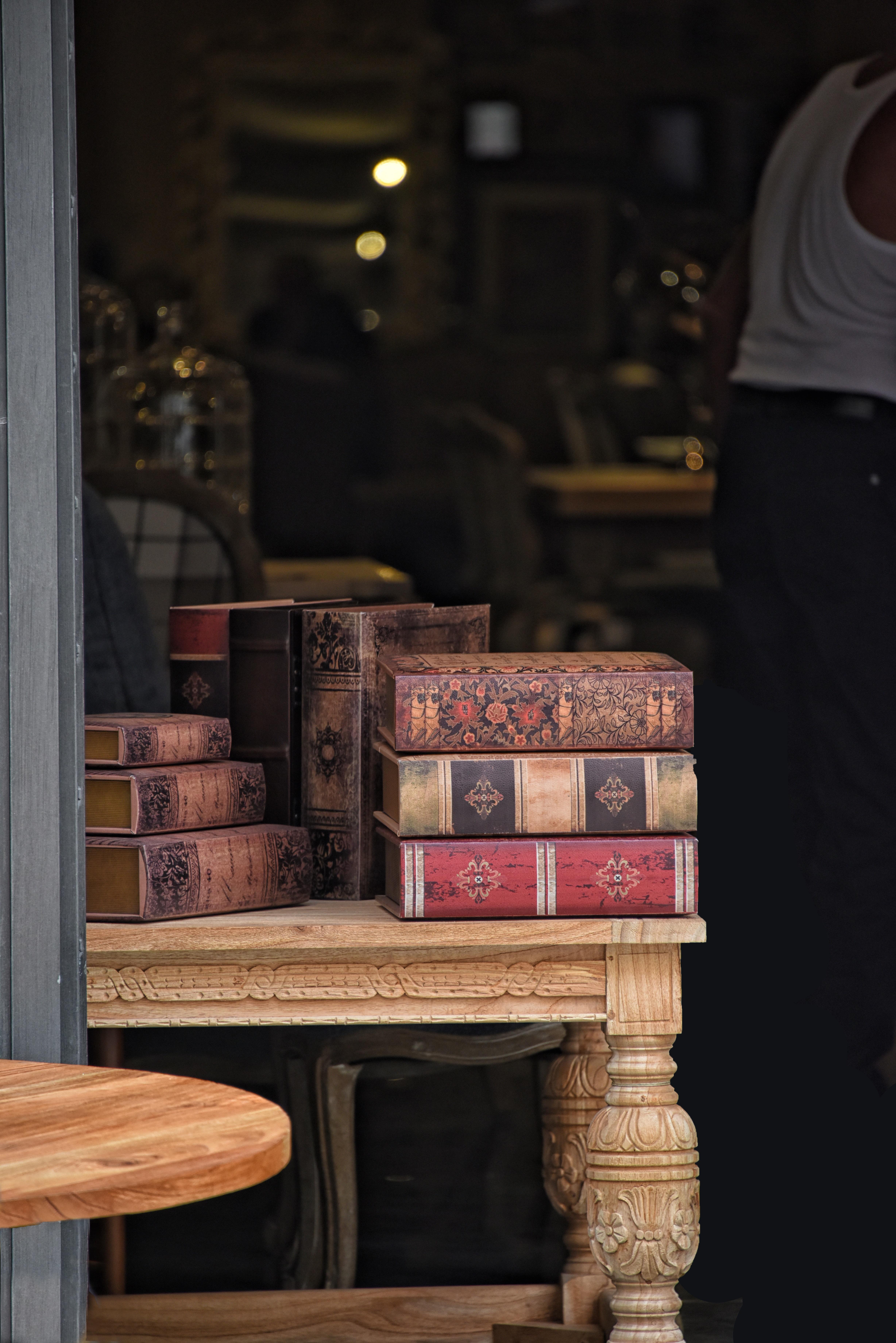 Fotos Gratis Madera Mueble Historia Librero Libros Viejos  # Muebles Viejos Gratis
