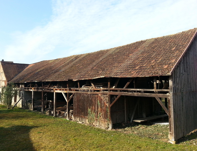 Kostenlose foto : Holz, Heu, Bauernhof, Haus, Dach, Gebäude, Scheune ...
