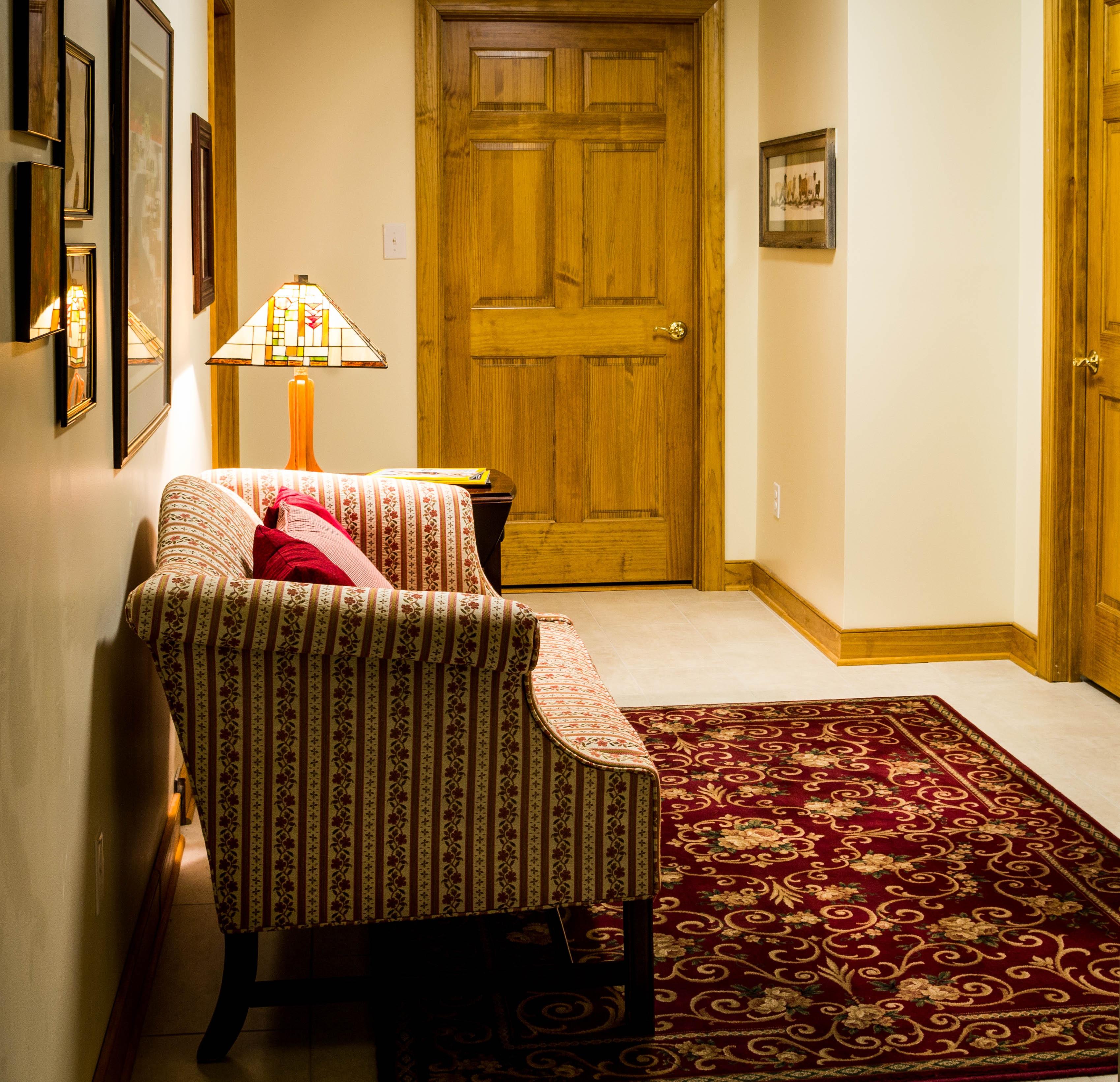 Gambar Rumah Lantai Aula Pondok Milik Ruang Keluarga Mebel