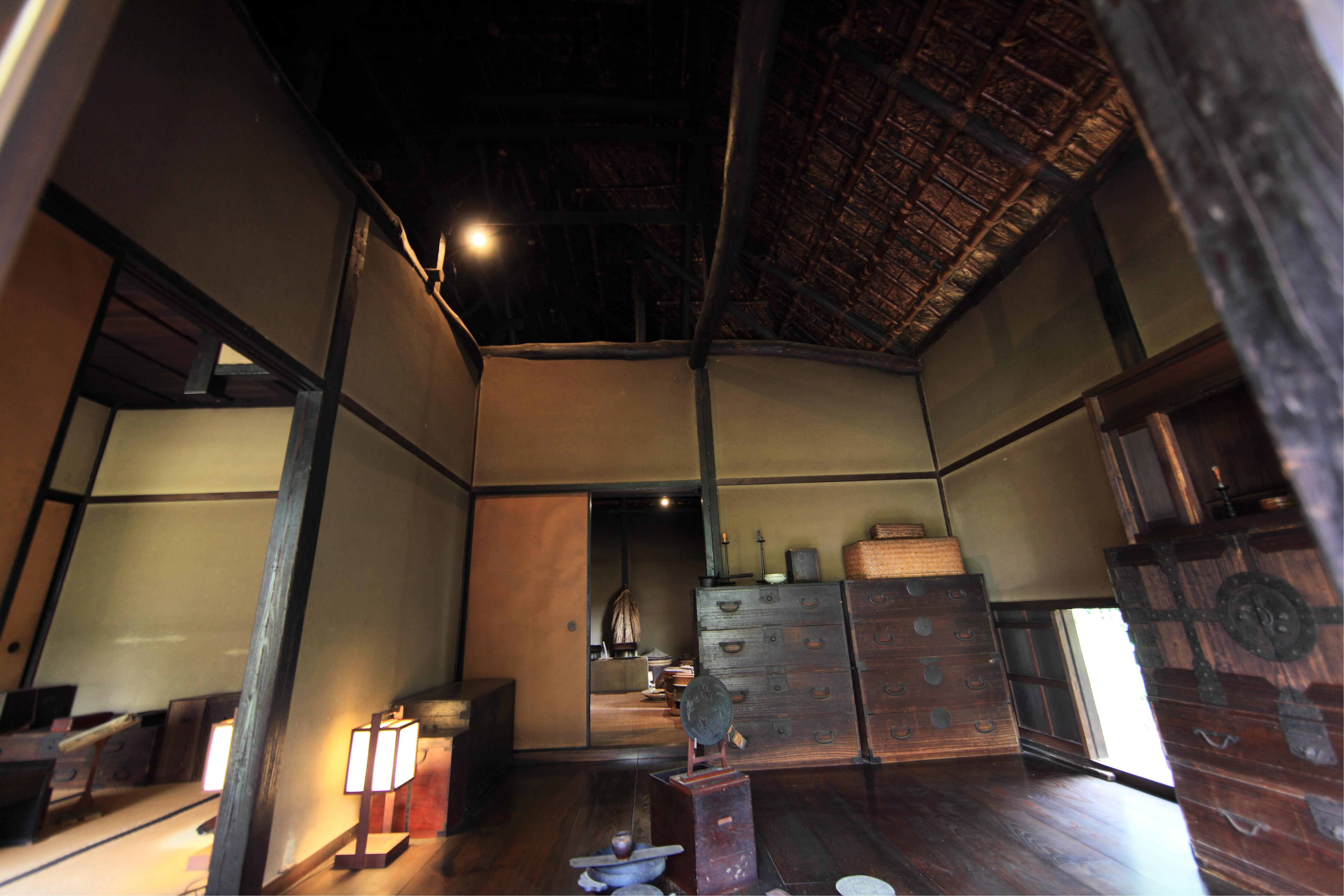 Interieur Maison Japonaise Traditionnelle images gratuites : bois, maison, intérieur, haute, salon