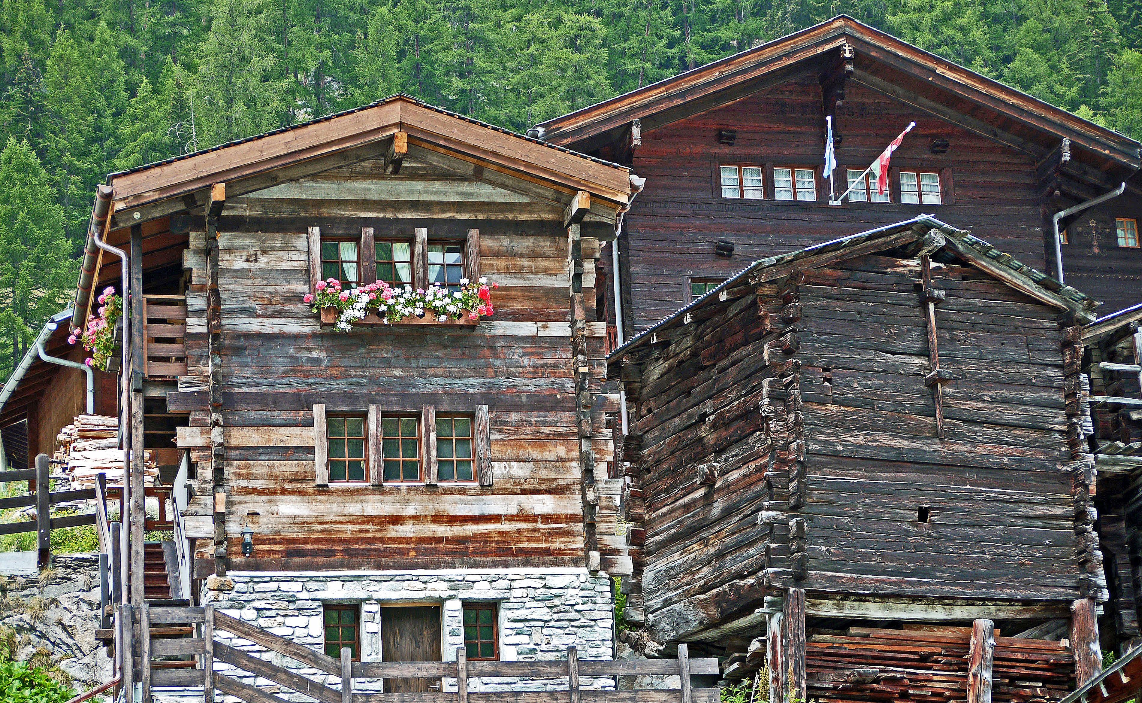 Fotos gratis : techo, edificio, granero, cobertizo, rústico, choza ...