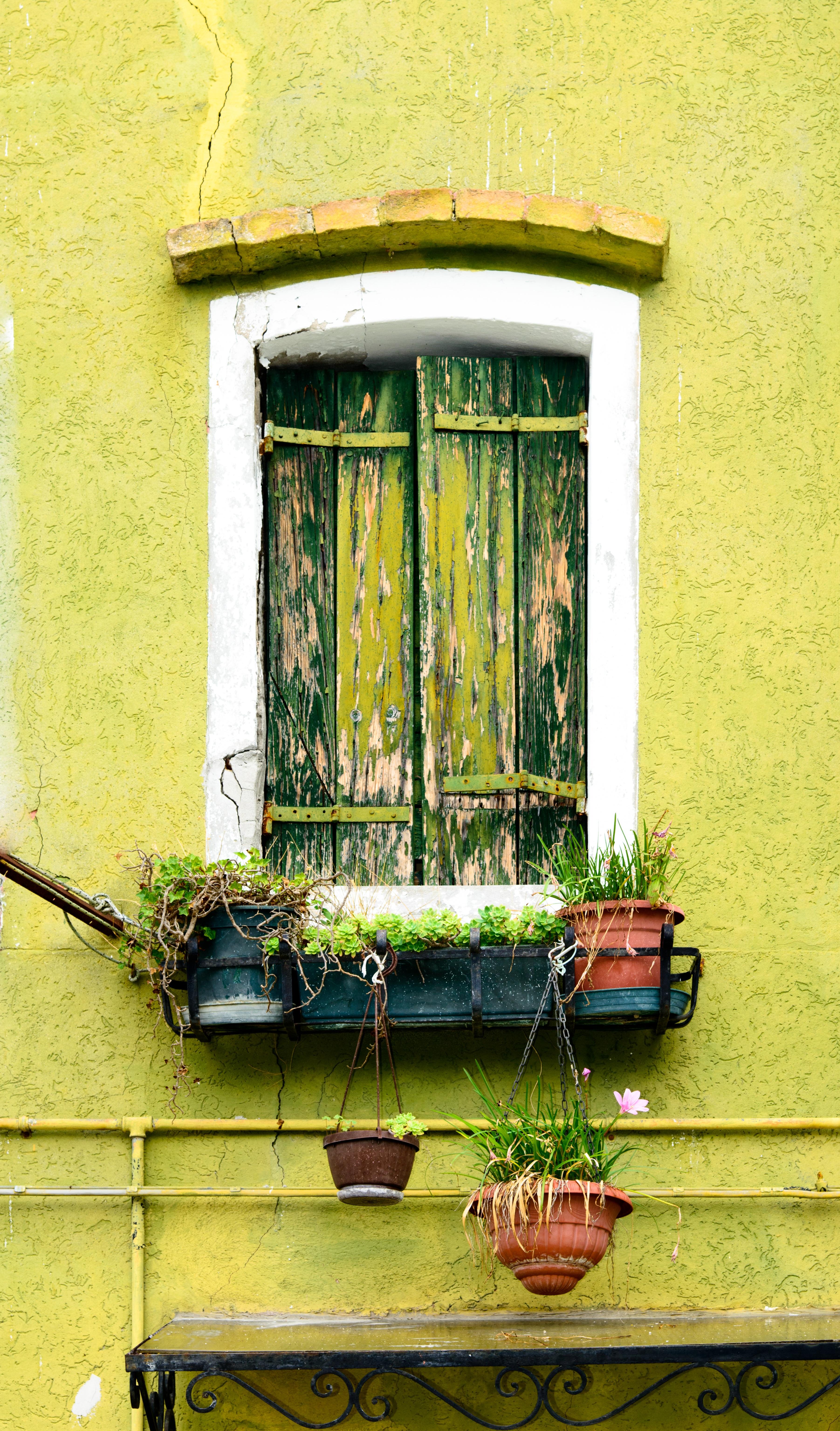 Kostenlose Foto Holz Haus Fenster Gebaude Zuhause Mauer Grun