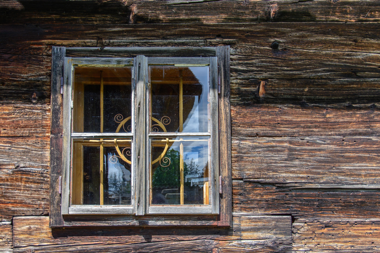 Fotos gratis : ventana, edificio, antiguo, pared, marco, fachada ...