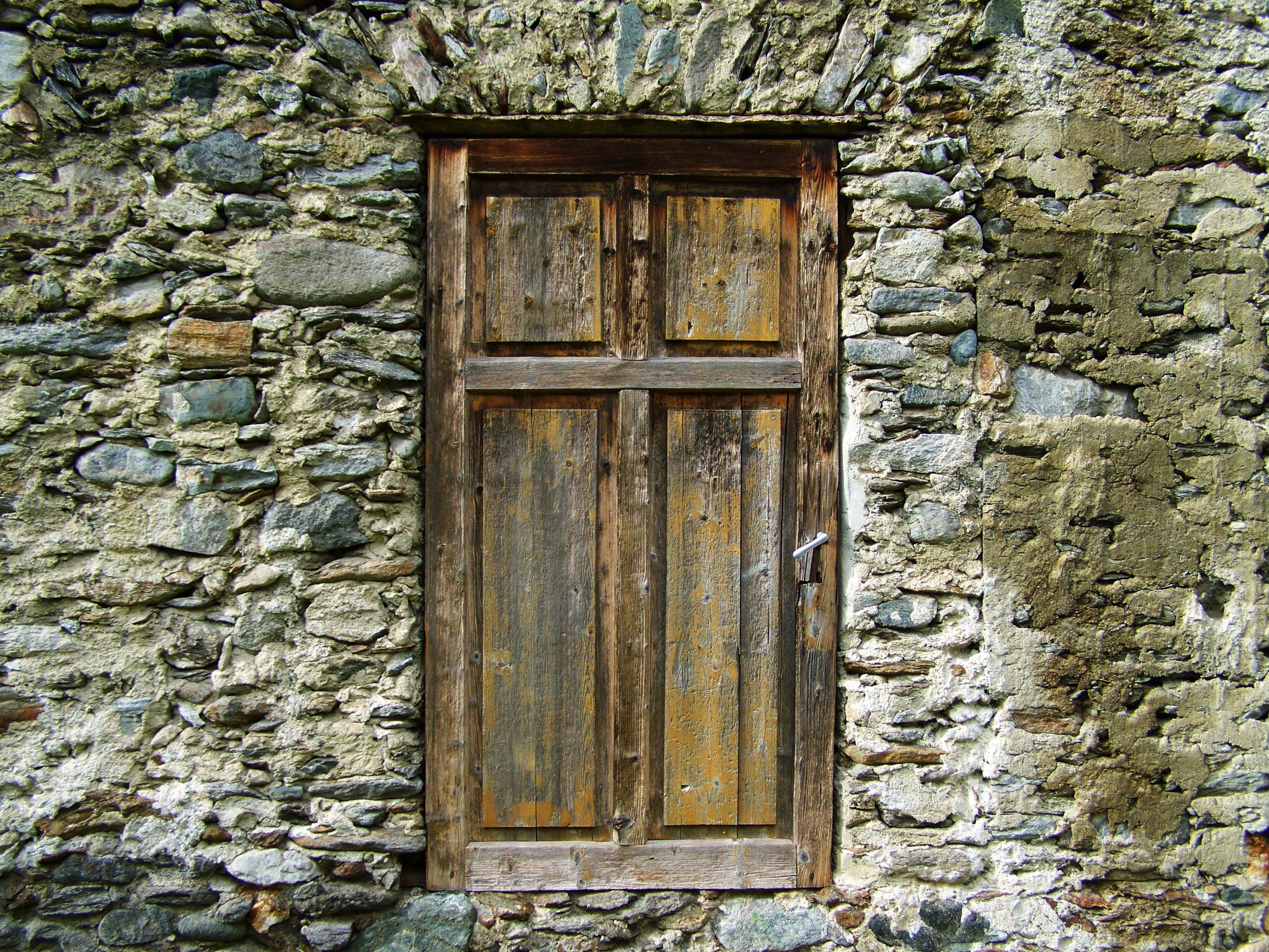 wood house window building wall facade door old door old wood wood door ancient history & Free Images : house window building wall facade old door old ...