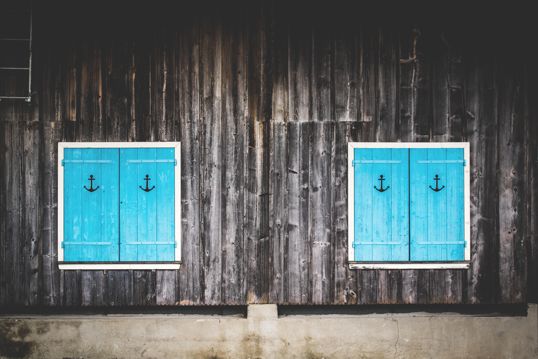 Images Gratuites : bois, bâtiment, mur, rustique, vert, Couleur ...