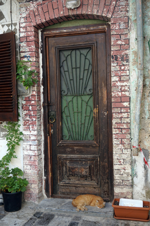 Free fotobanka d evo d m okno dom vesnice oblouk for Puertas blindadas antigua casa gutierrez