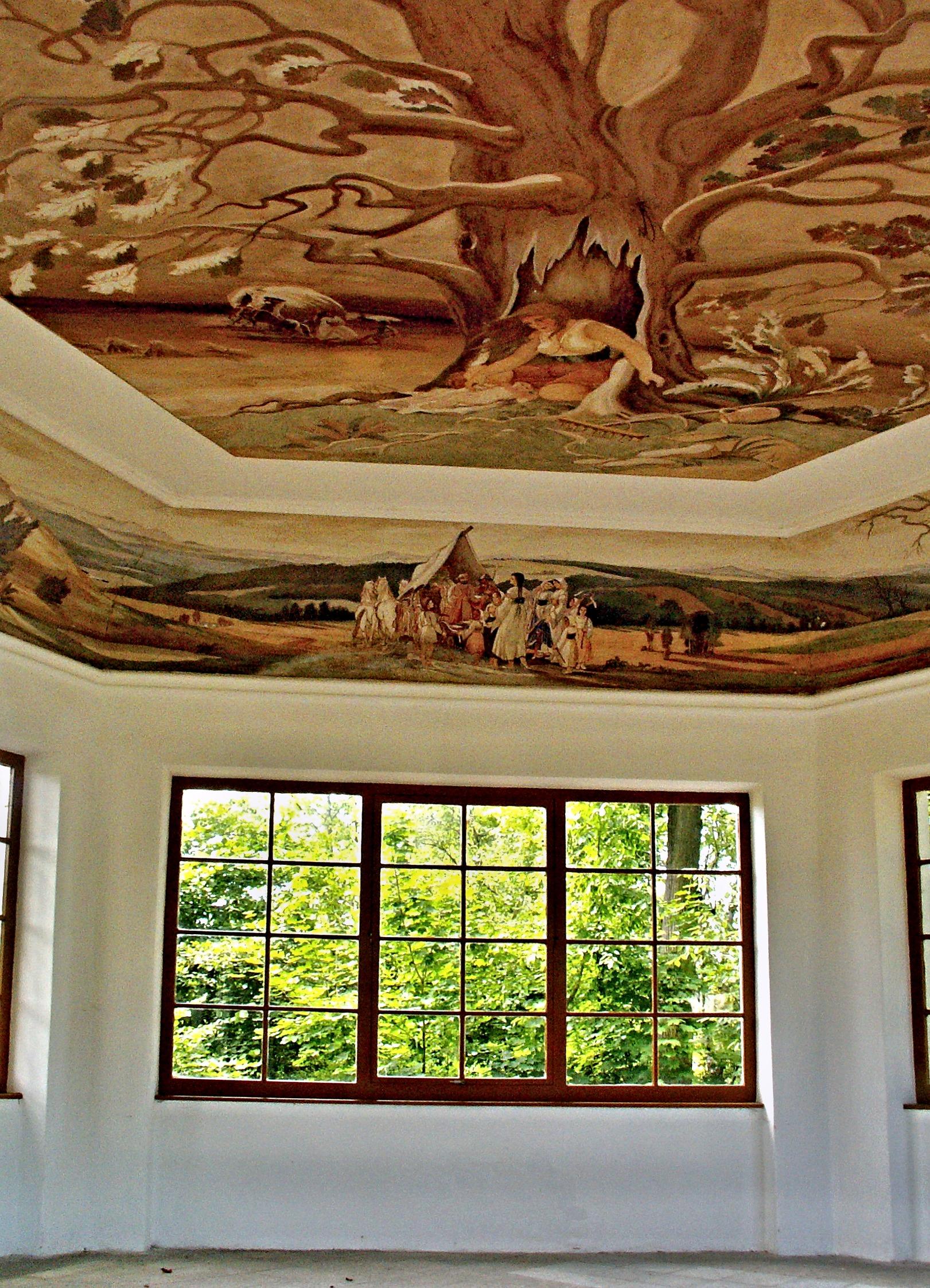 Kostenlose Foto Holz Haus Fenster Zuhause Mauer Decke
