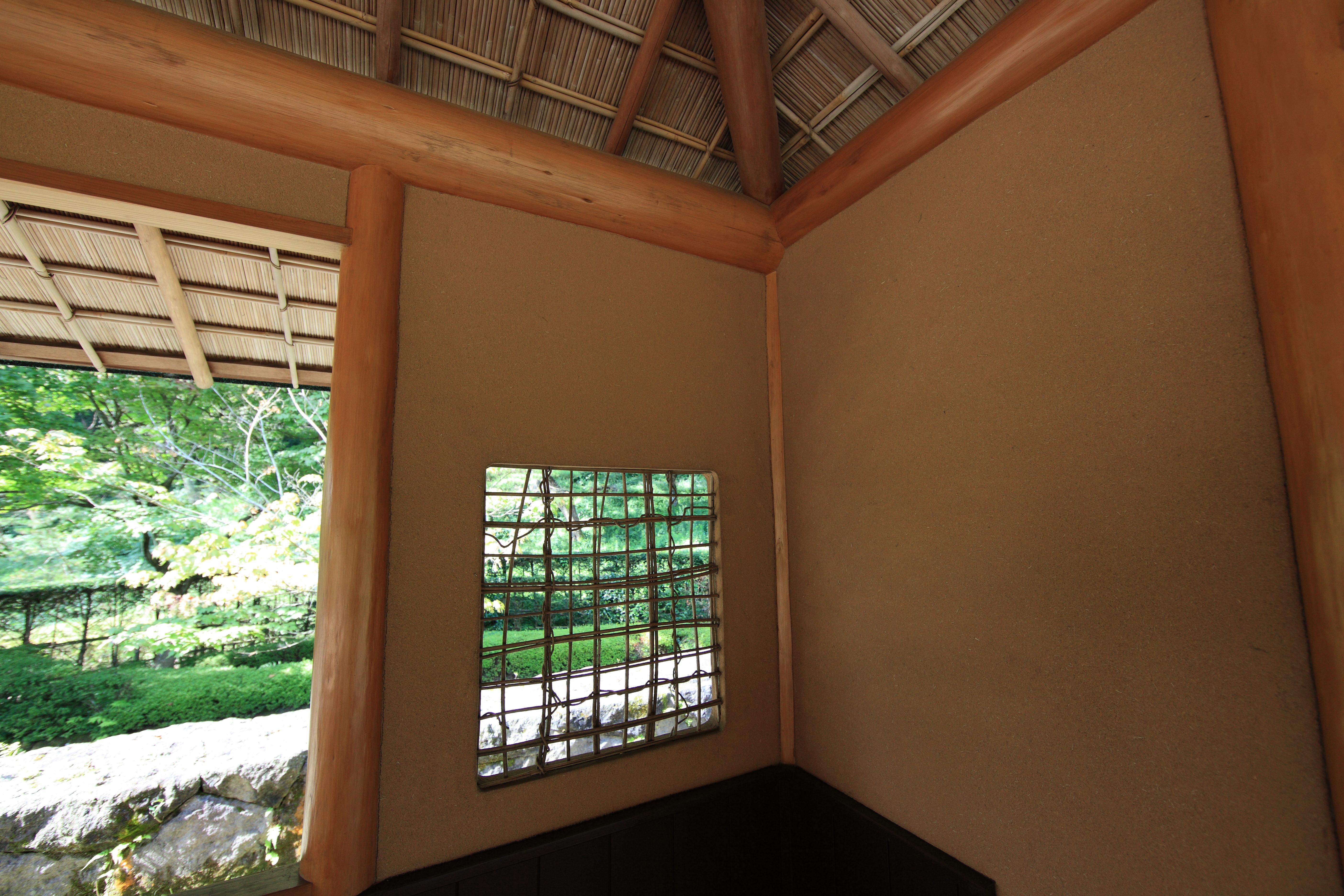 Gambar Kayu Rumah Jendela Dinding Plafon Tinggi Milik Kamar