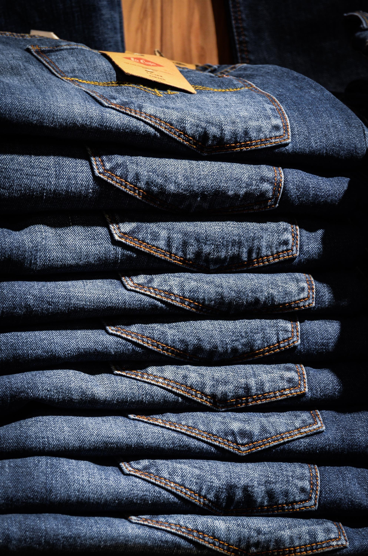 Free Images Wood Leather Fur Shop Jeans Shelf Blue Business Clothing Shopping Black