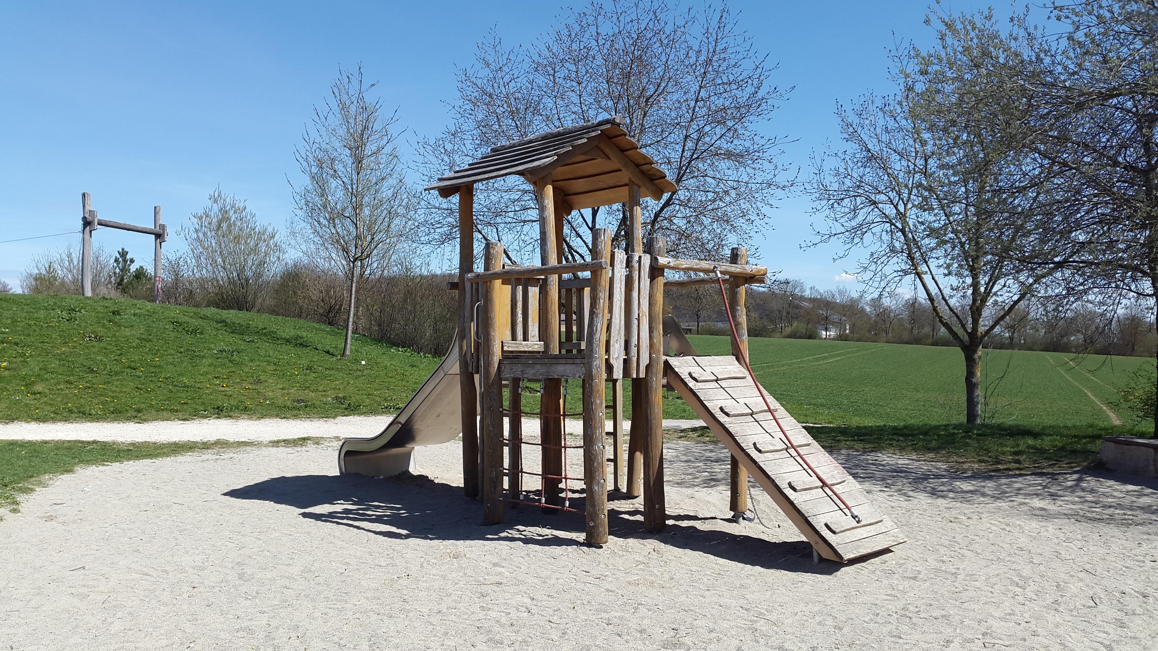 oscilacin espacio publico patio de recreo dispositivo de juego parque infantil pozo de arena kletterhaus recreacin al aire libre para nios