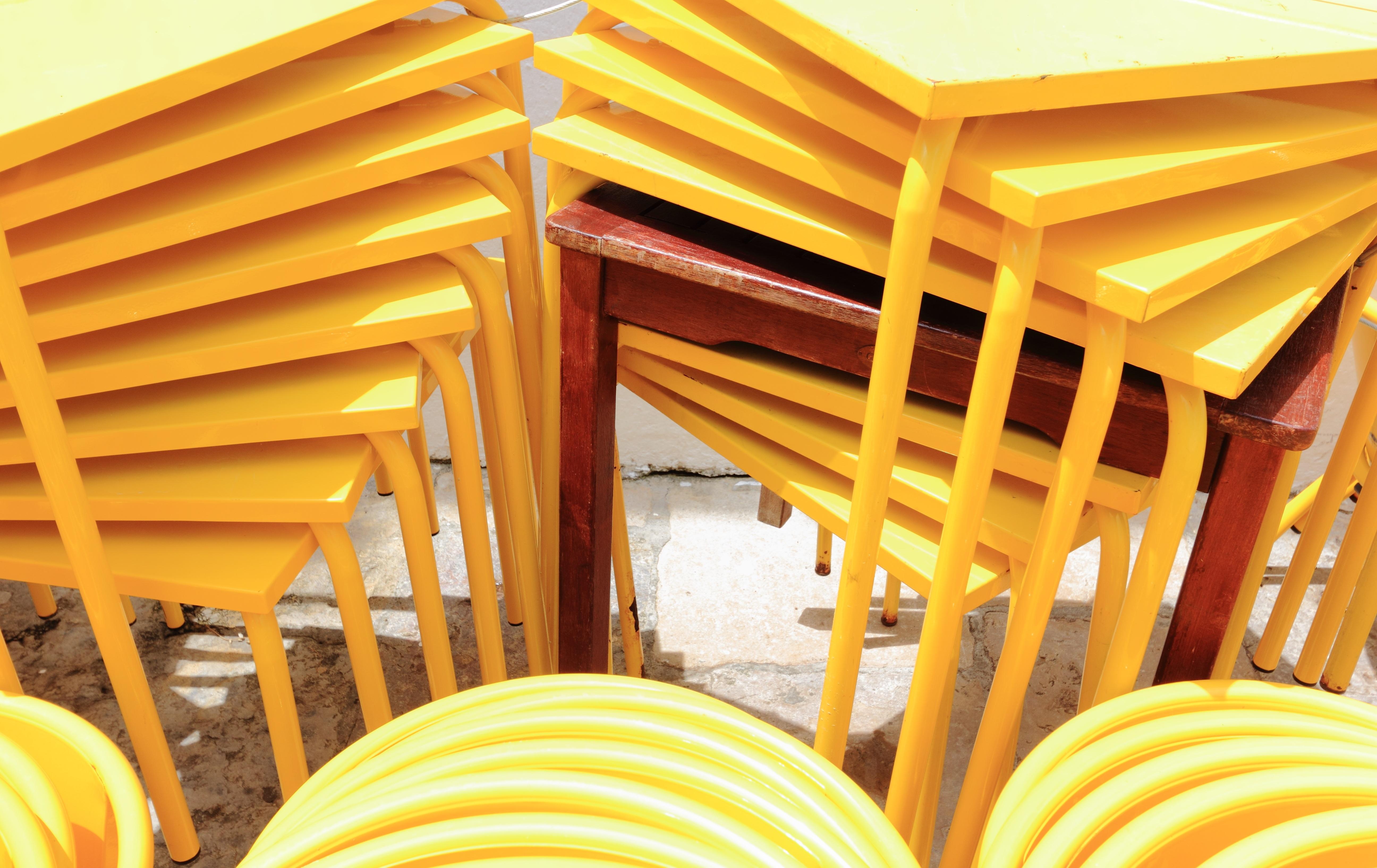 Kostenlose foto : Holz, Restaurant, Zimmer, Treppe, Gestapelt ...