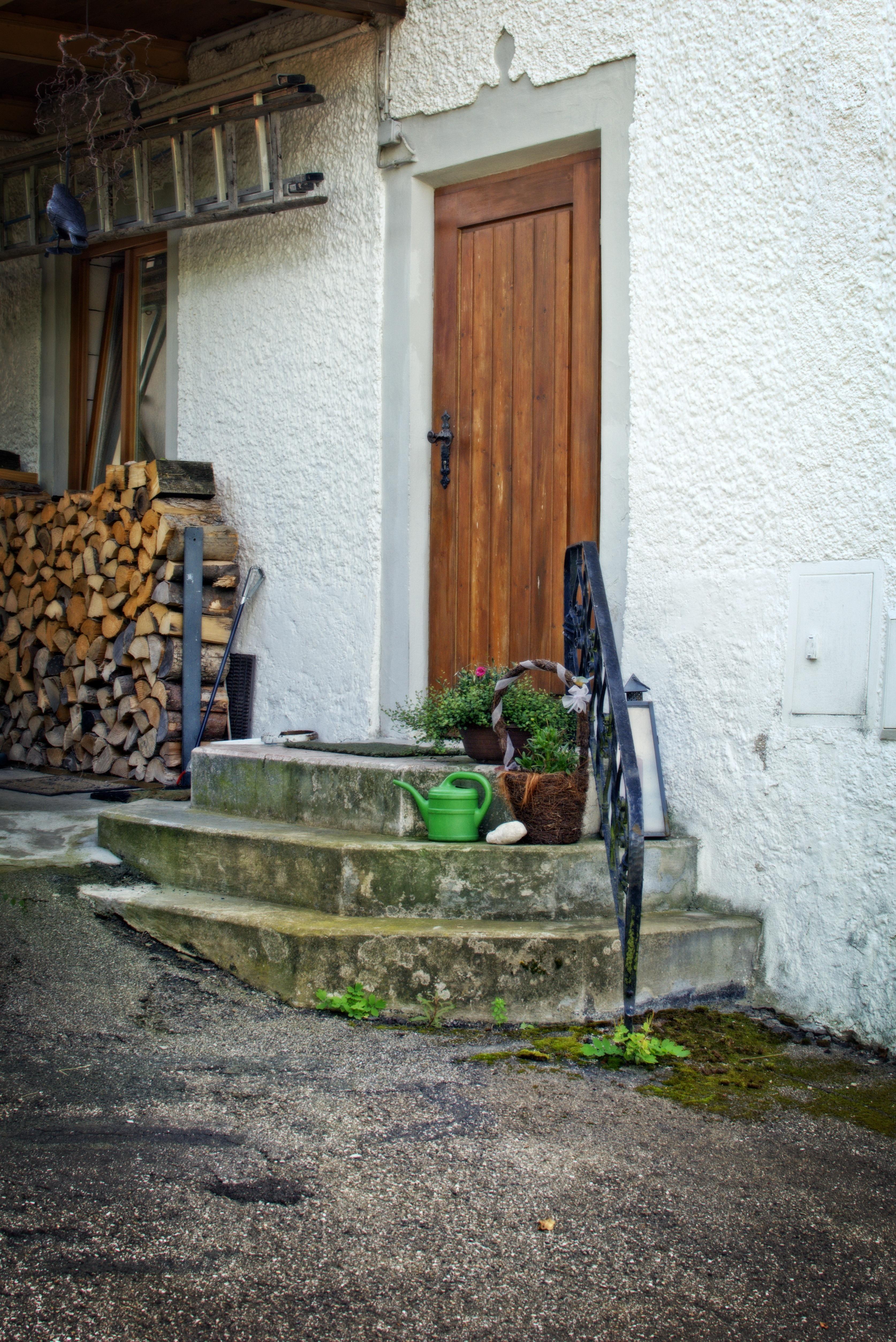 vieille porte de ferme beautiful porte intrieure pleine en chne with vieille porte de ferme. Black Bedroom Furniture Sets. Home Design Ideas