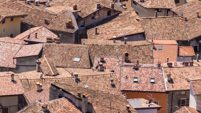 無料画像 木材 ルーフ 古い 路地 村 赤 イタリア 材料 旧
