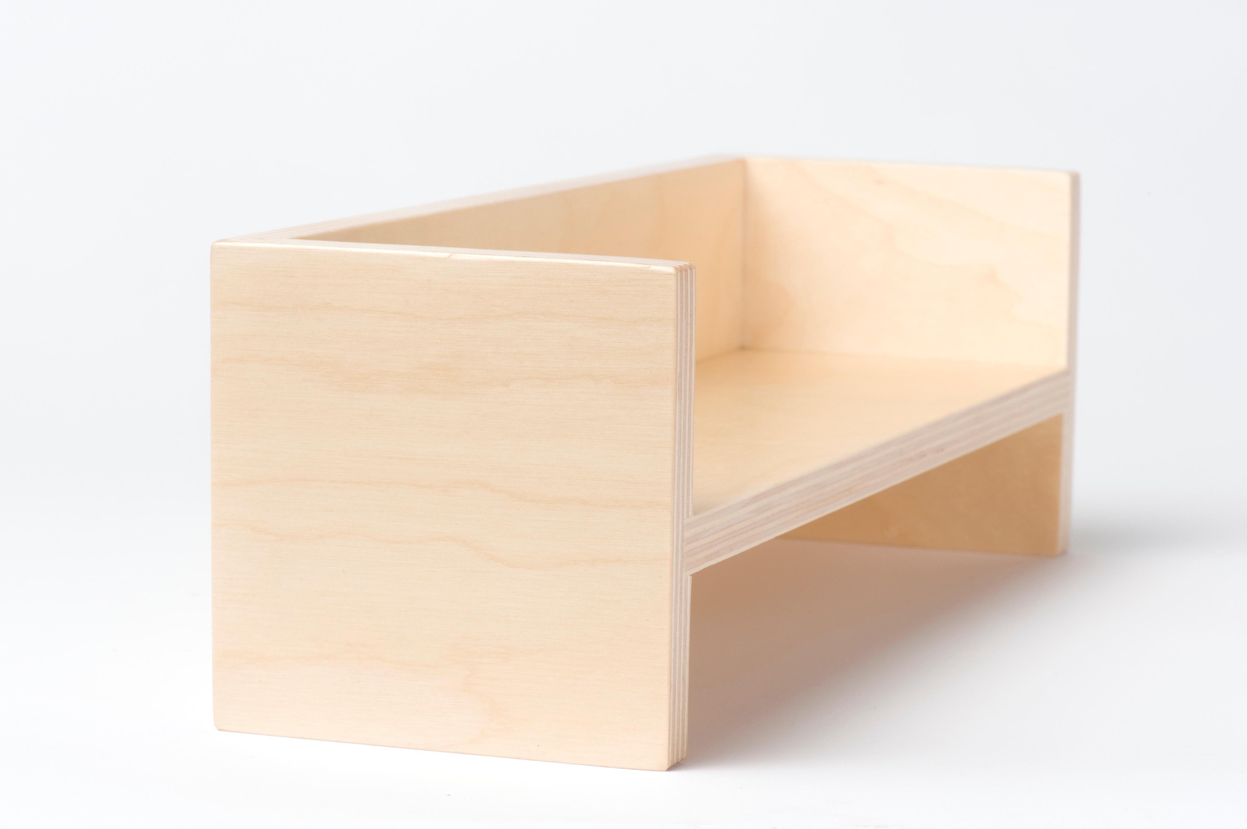 Låda av trä