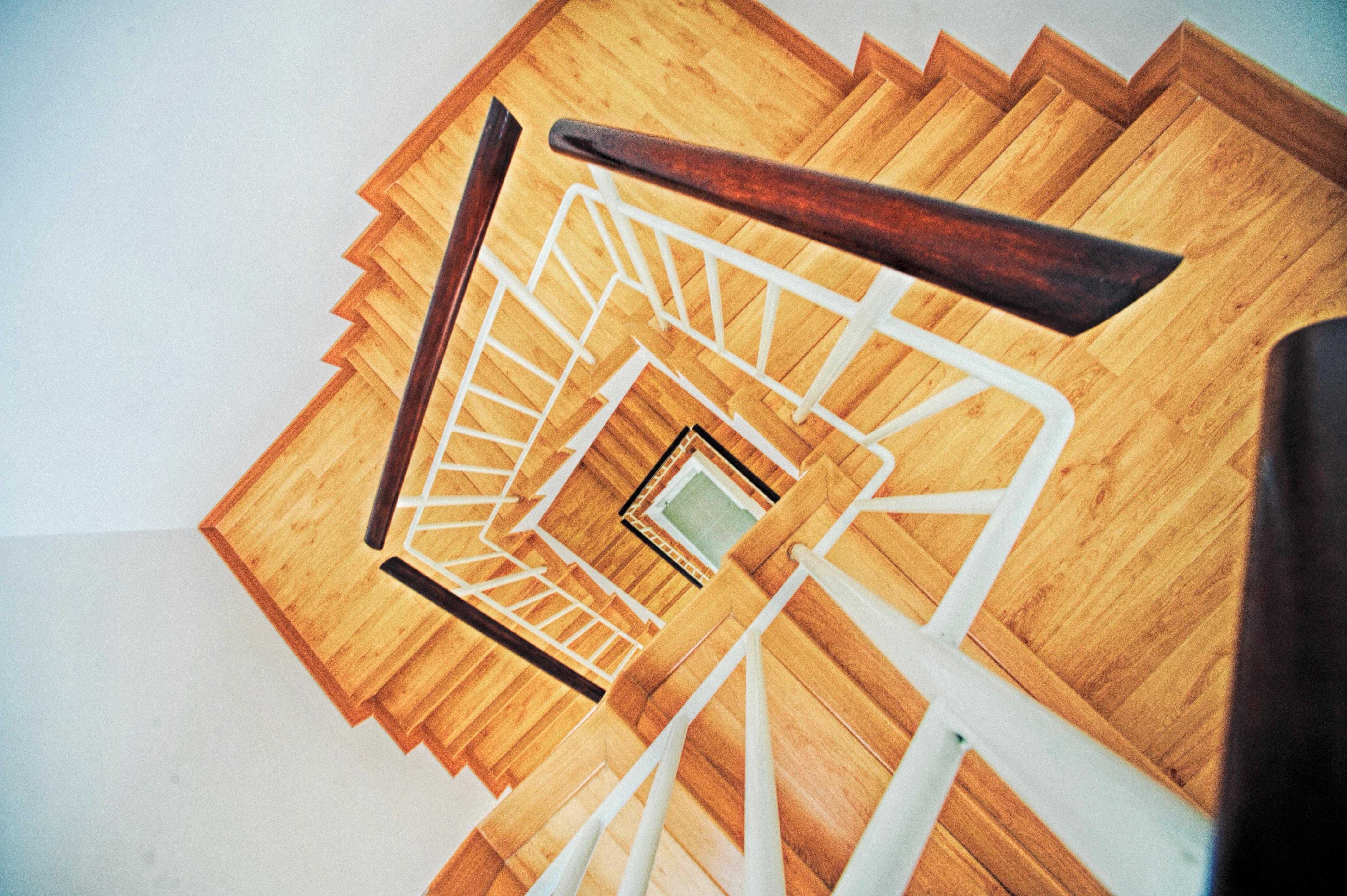 Images Gratuites Escalier Sol Enroulement Cage D