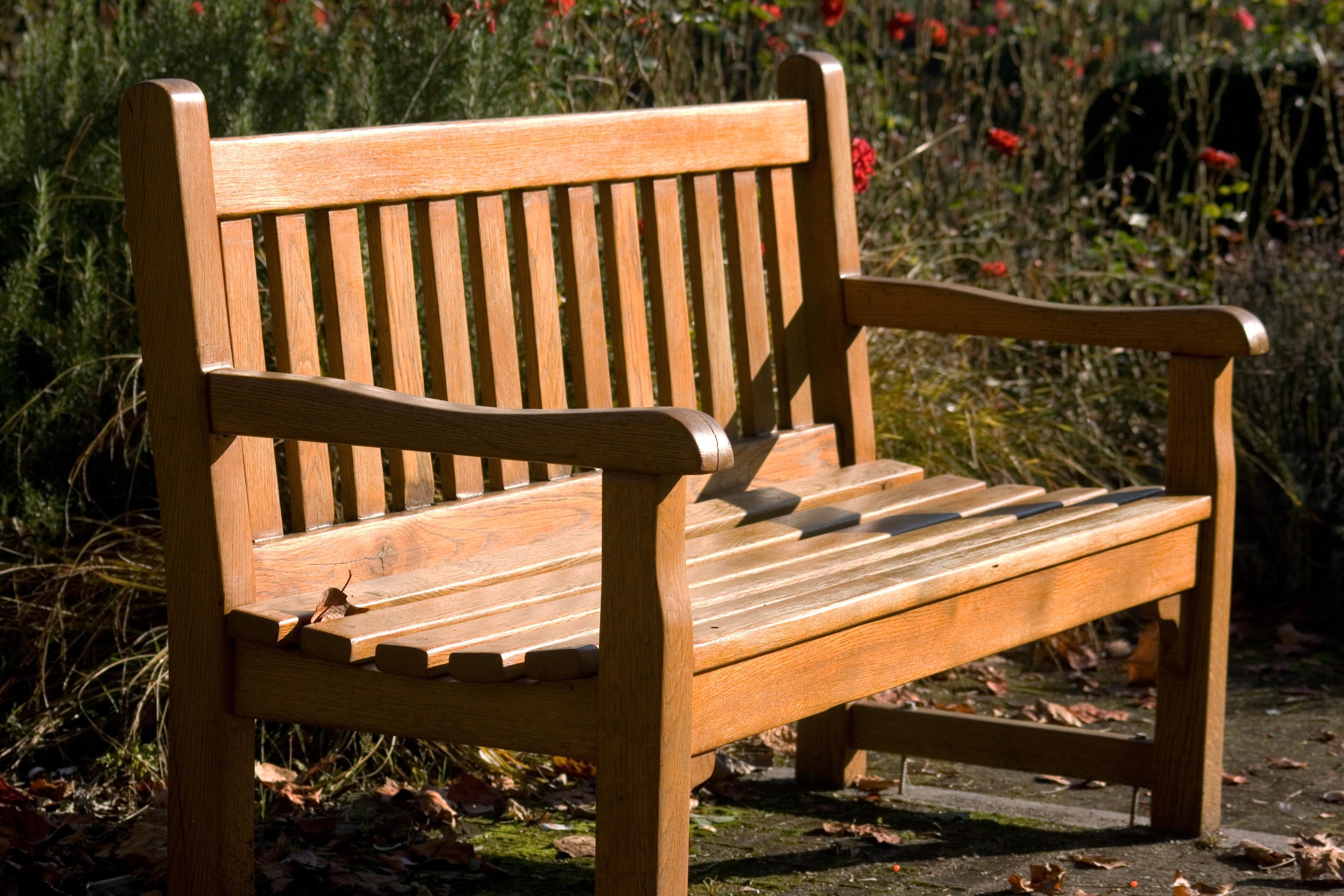 Fotos gratis : madera, sol, banco, silla, mueble, Banco del parque ...