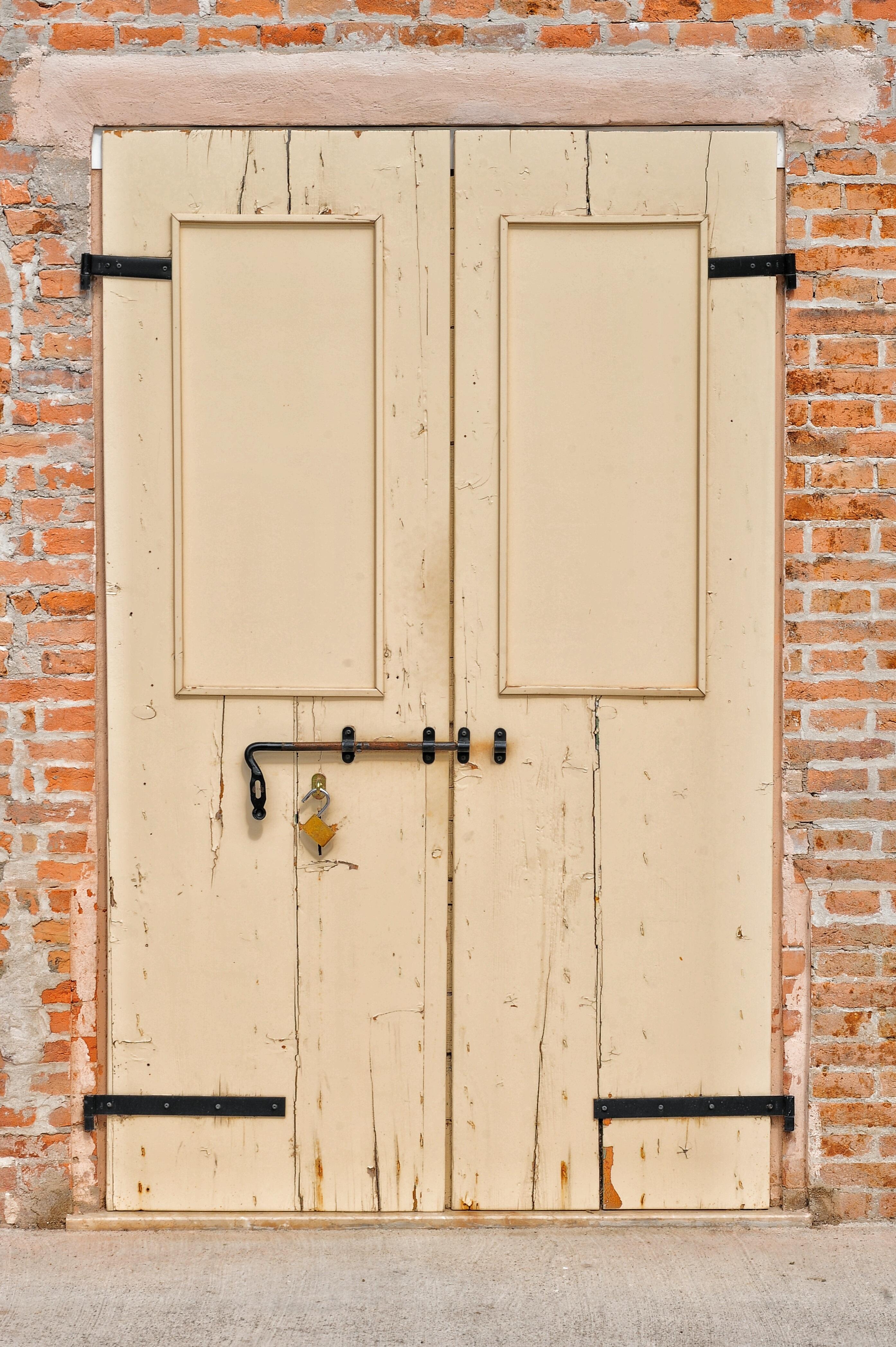 Sehr Gut Kostenlose foto : Holz, Textur, Mauer, Farbe, Fassade, Möbel, Tür  OJ59