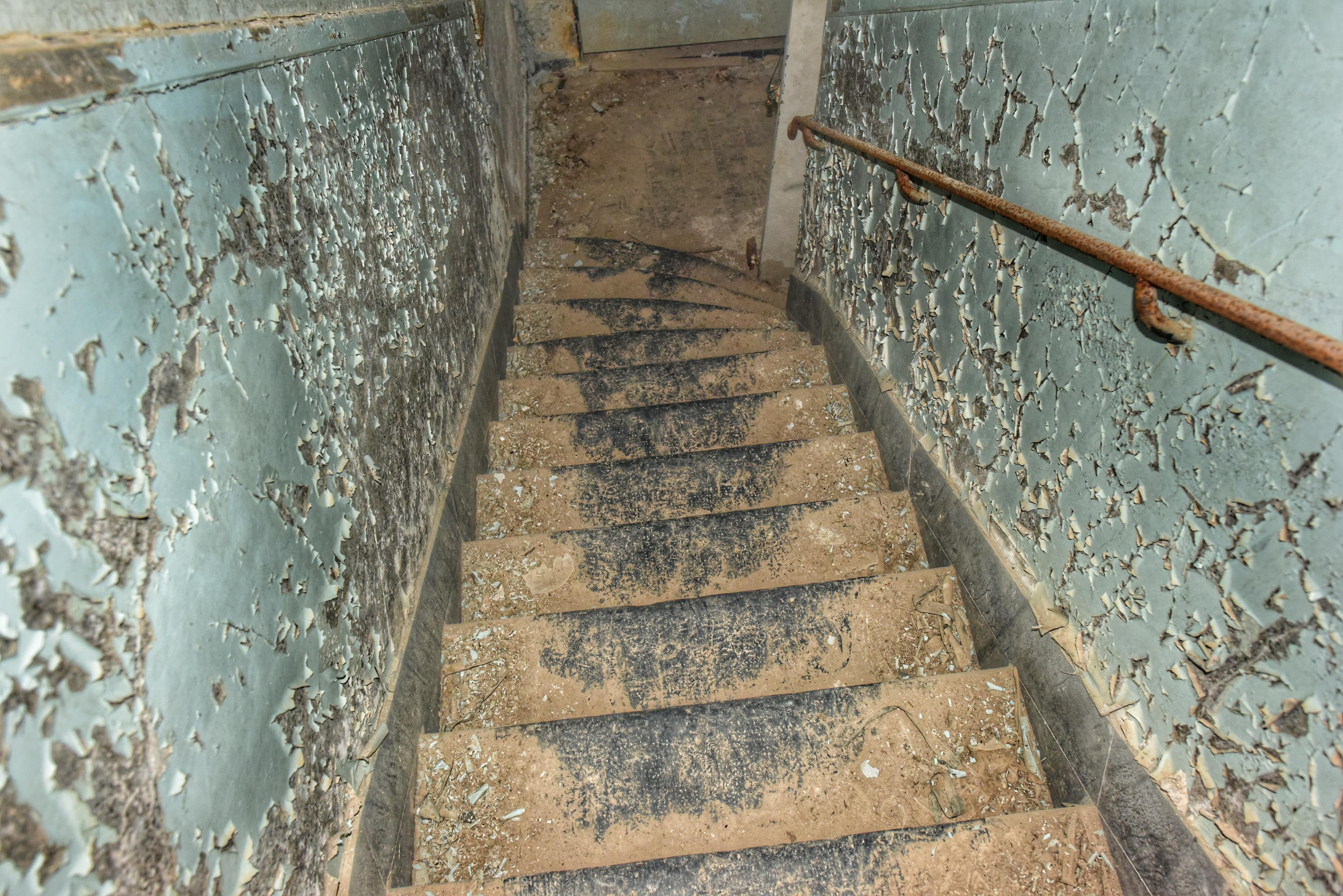 Fotos gratis madera pista escalera piso pared suelo - Escaleras de ladrillo ...
