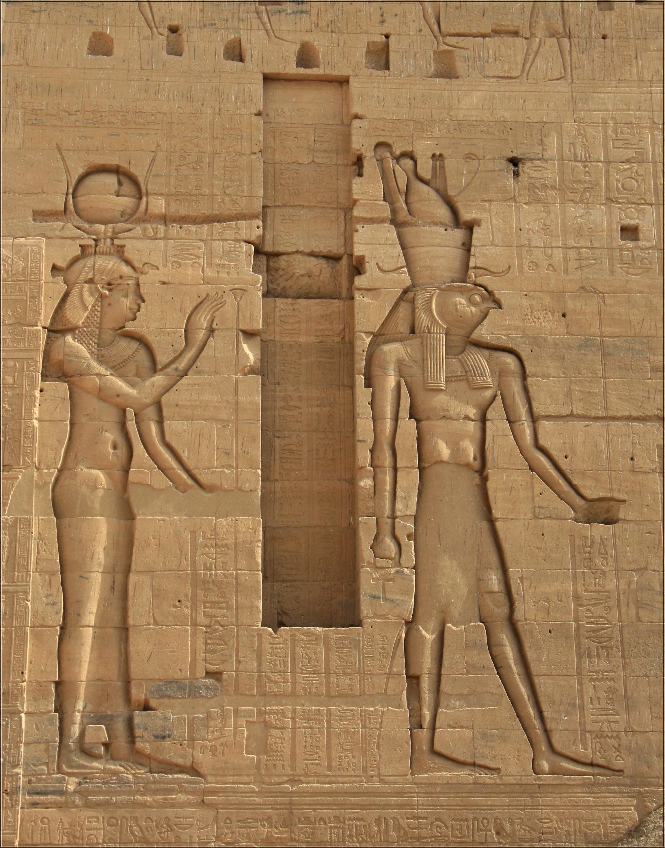 Картинки рельеф древнего египта