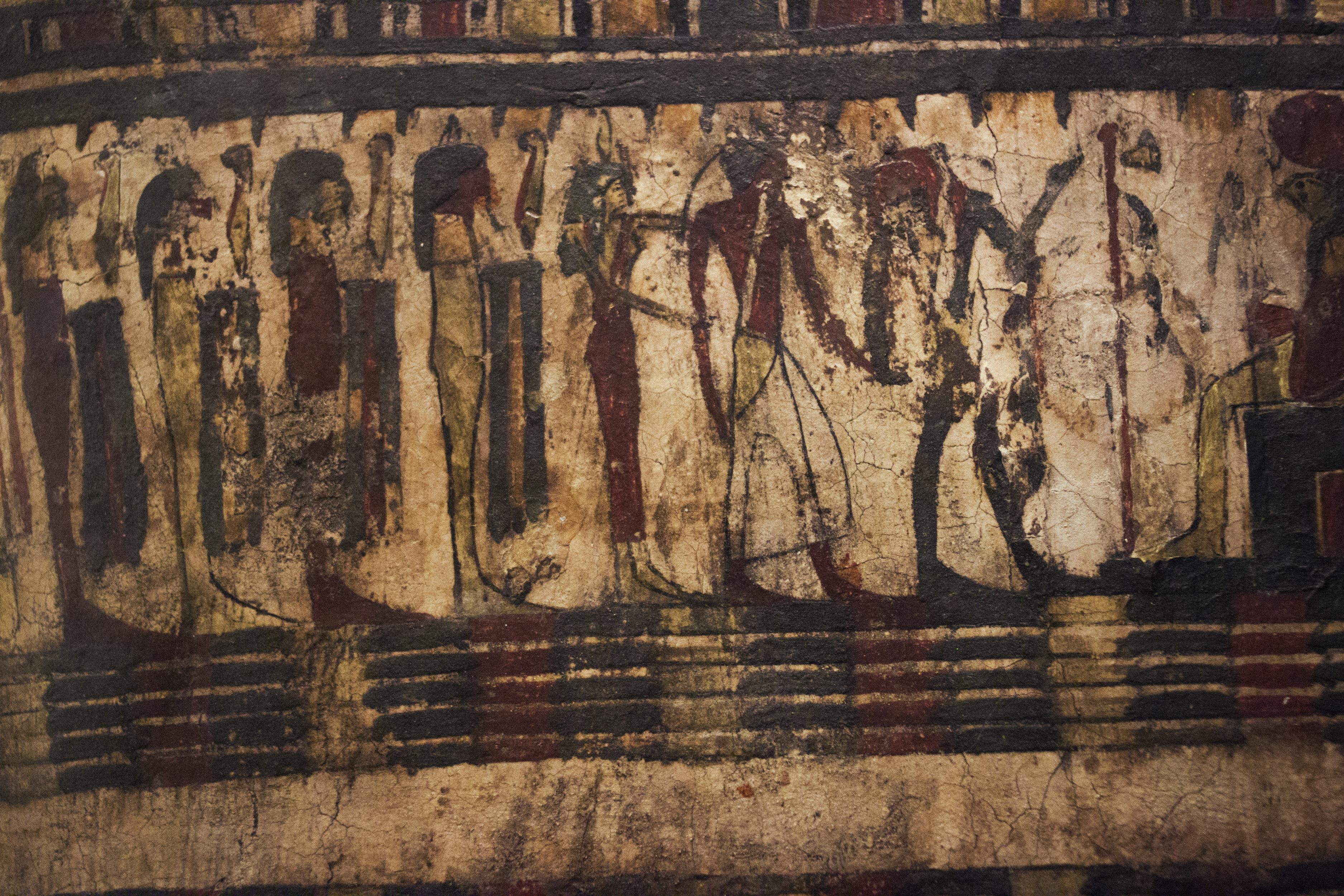 무료 이미지 : 목재, 박물관, 고대의, 그림, 디자인, 벽화, 고고학 ...