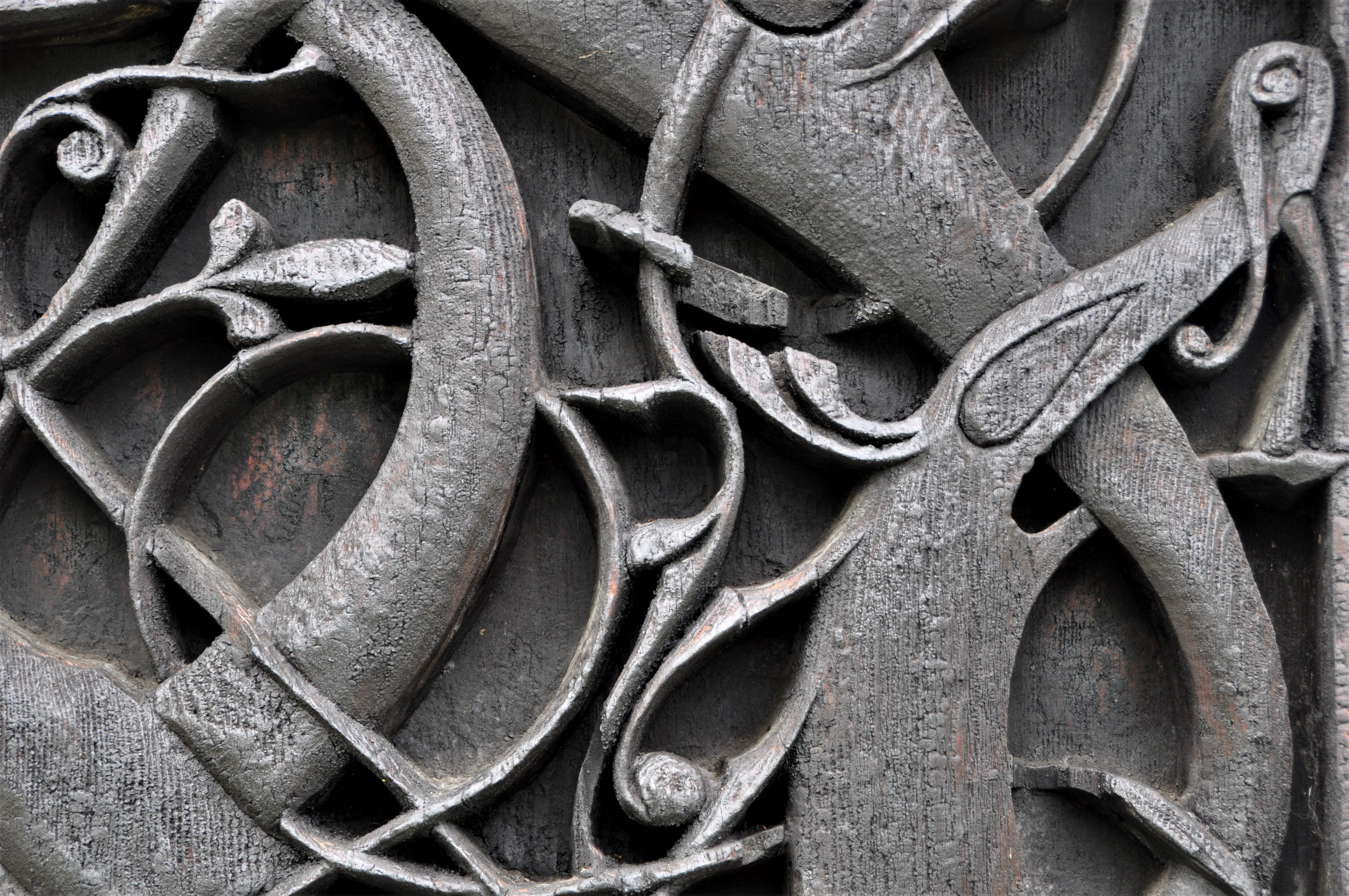 Free images animal floral spoke metal ornament iron