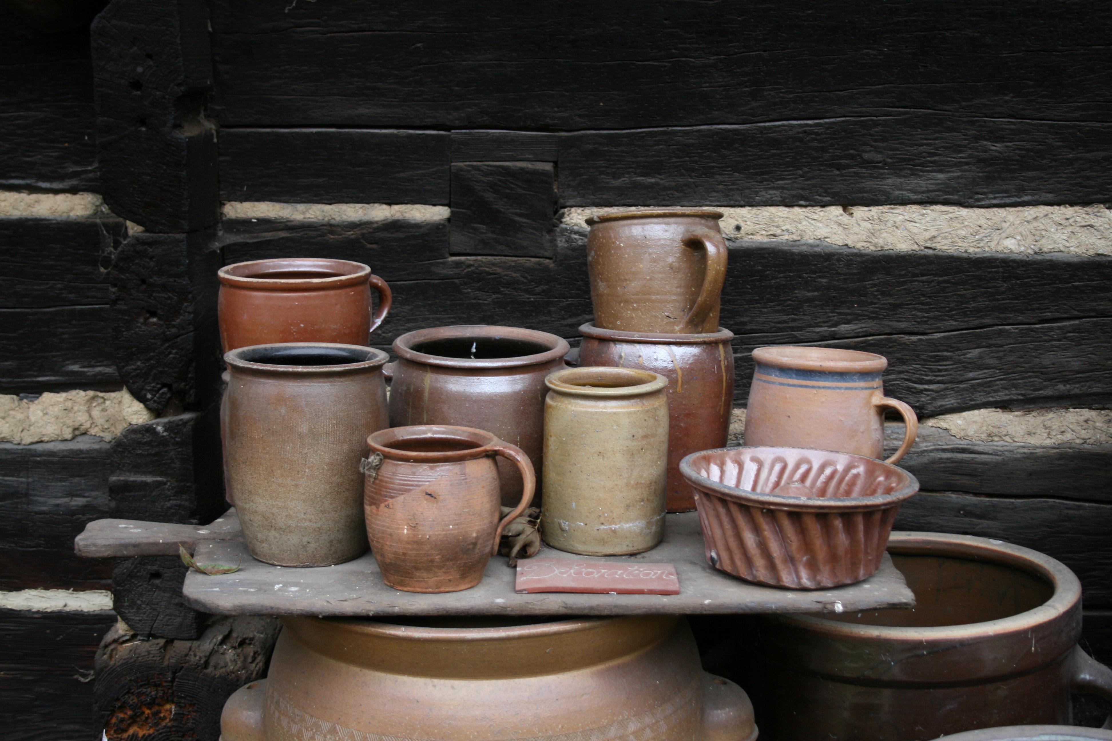 Fotos gratis madera rueda cer mico beber arte for Arts and crafts pottery makers