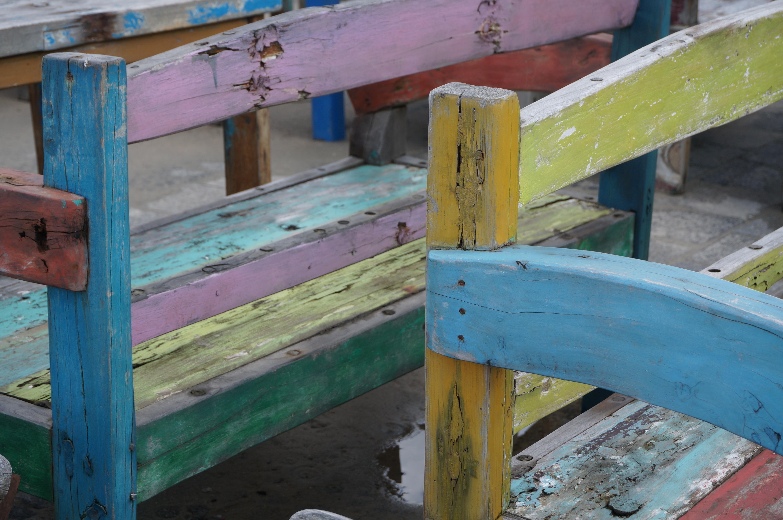 Sessel Rustikal kostenlose foto holz rad sessel rustikal strahl farbe blau