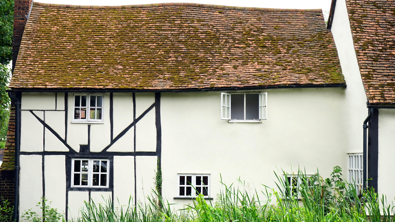 Kostenlose foto : Holz, Weiß, Haus, Fenster, Dach, Gebäude, Zuhause ...