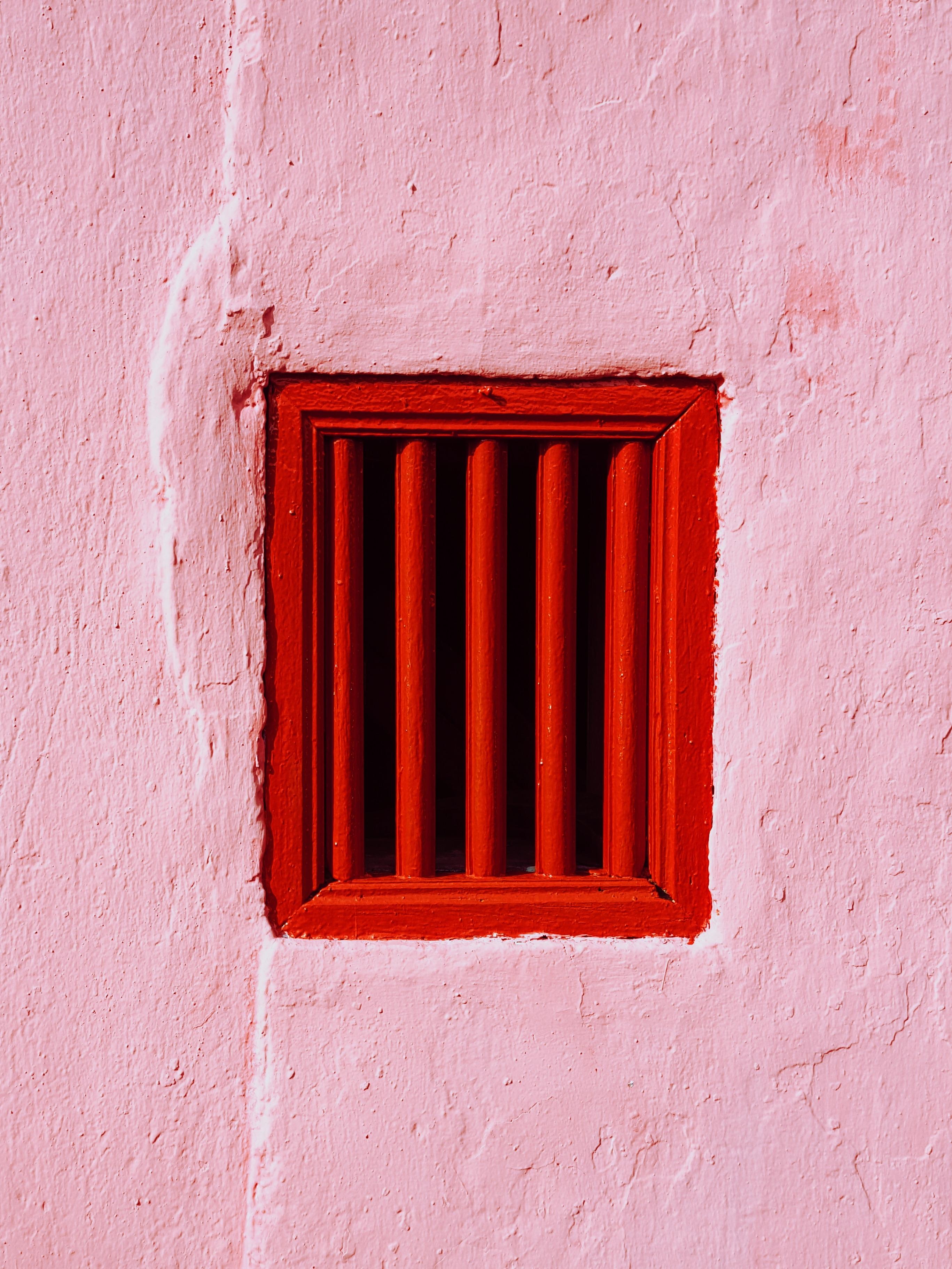 Entzuckend Holz Weiß Textur Fenster Mauer Linie Rot Farbe Rosa Ziegel Tür Material  Innenarchitektur Gestalten Fensterverkleidung