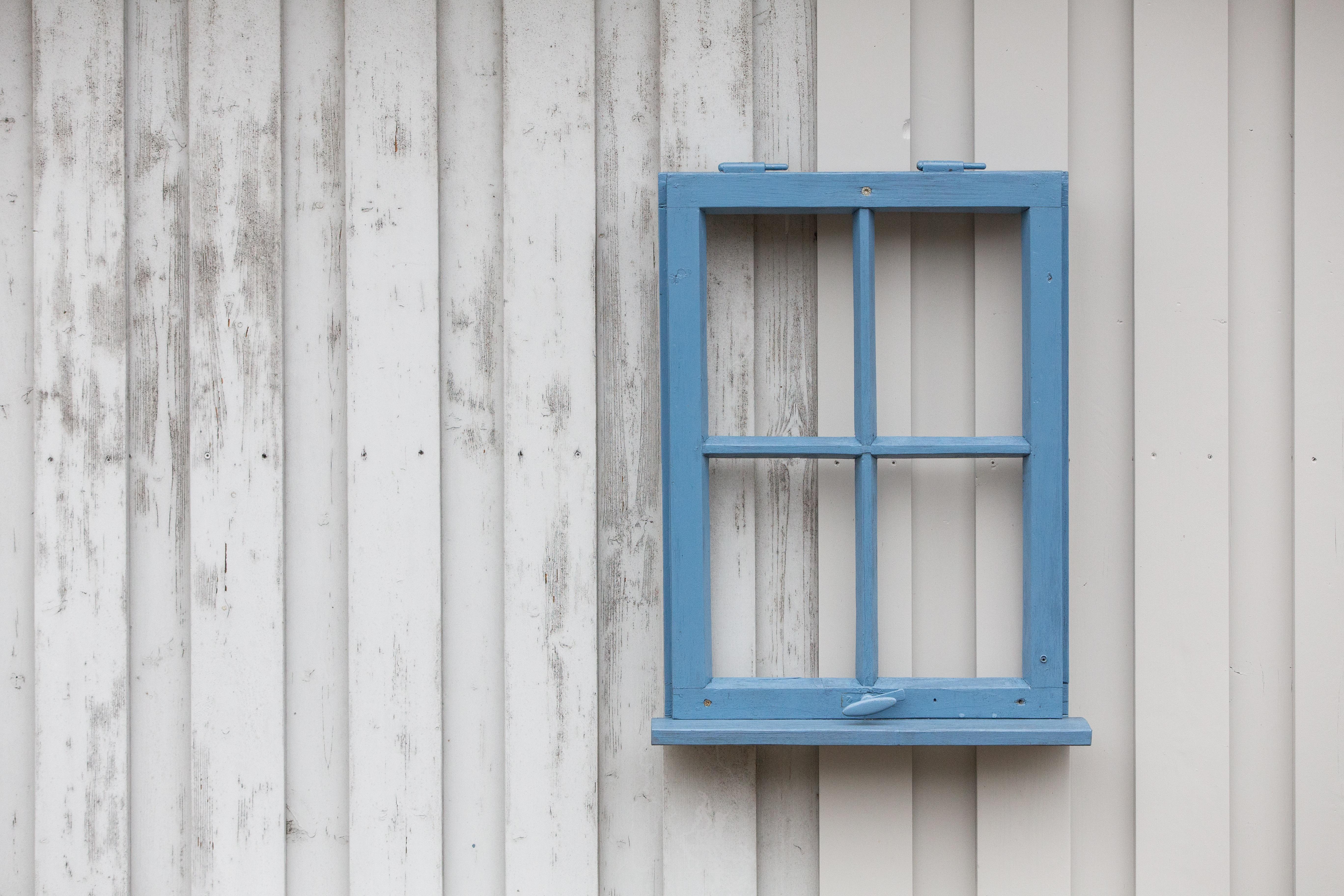무료 이미지 : 목재, 화이트, 창문, 벽, 정면, 푸른, 인테리어 ...