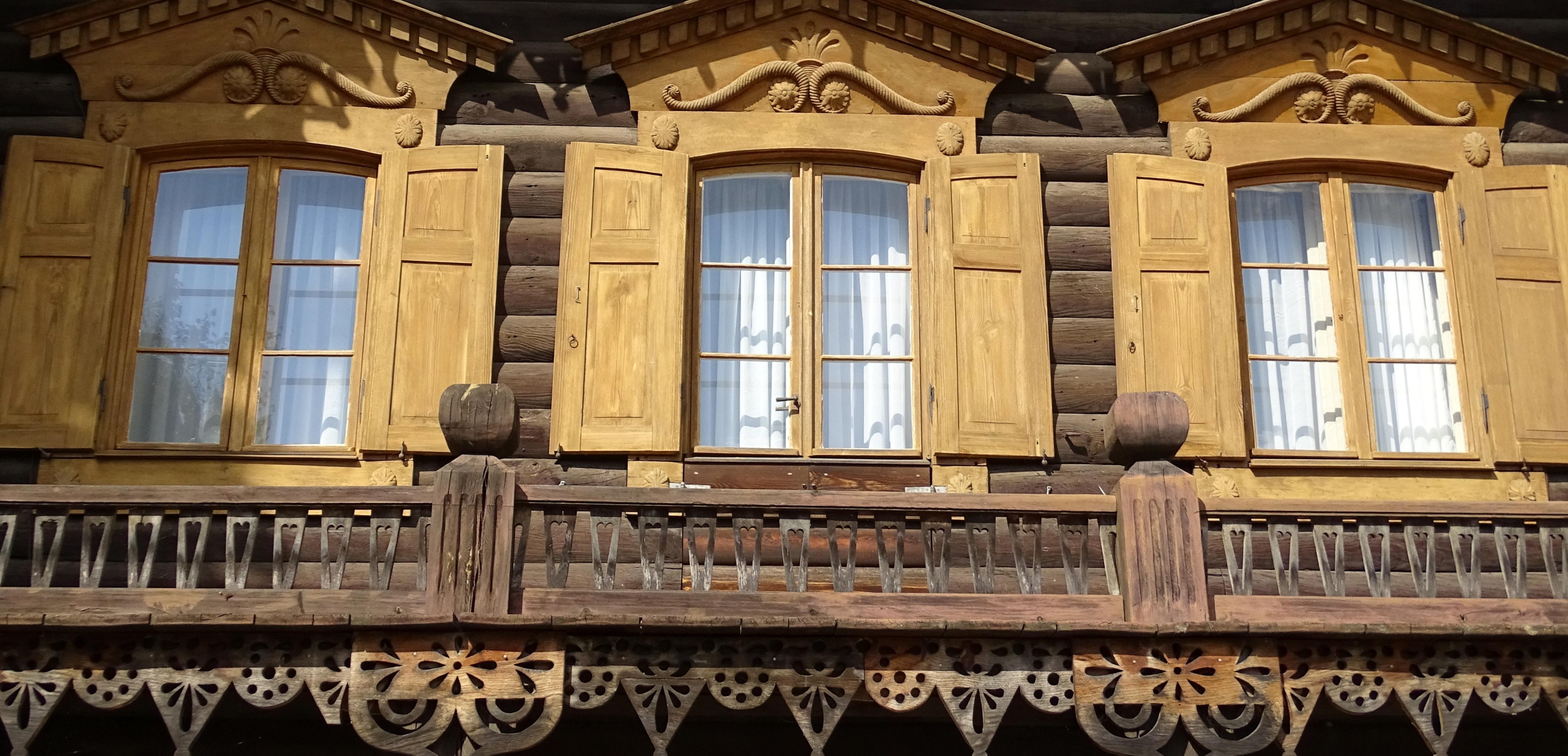 Aleksandrovka: a selection of sites