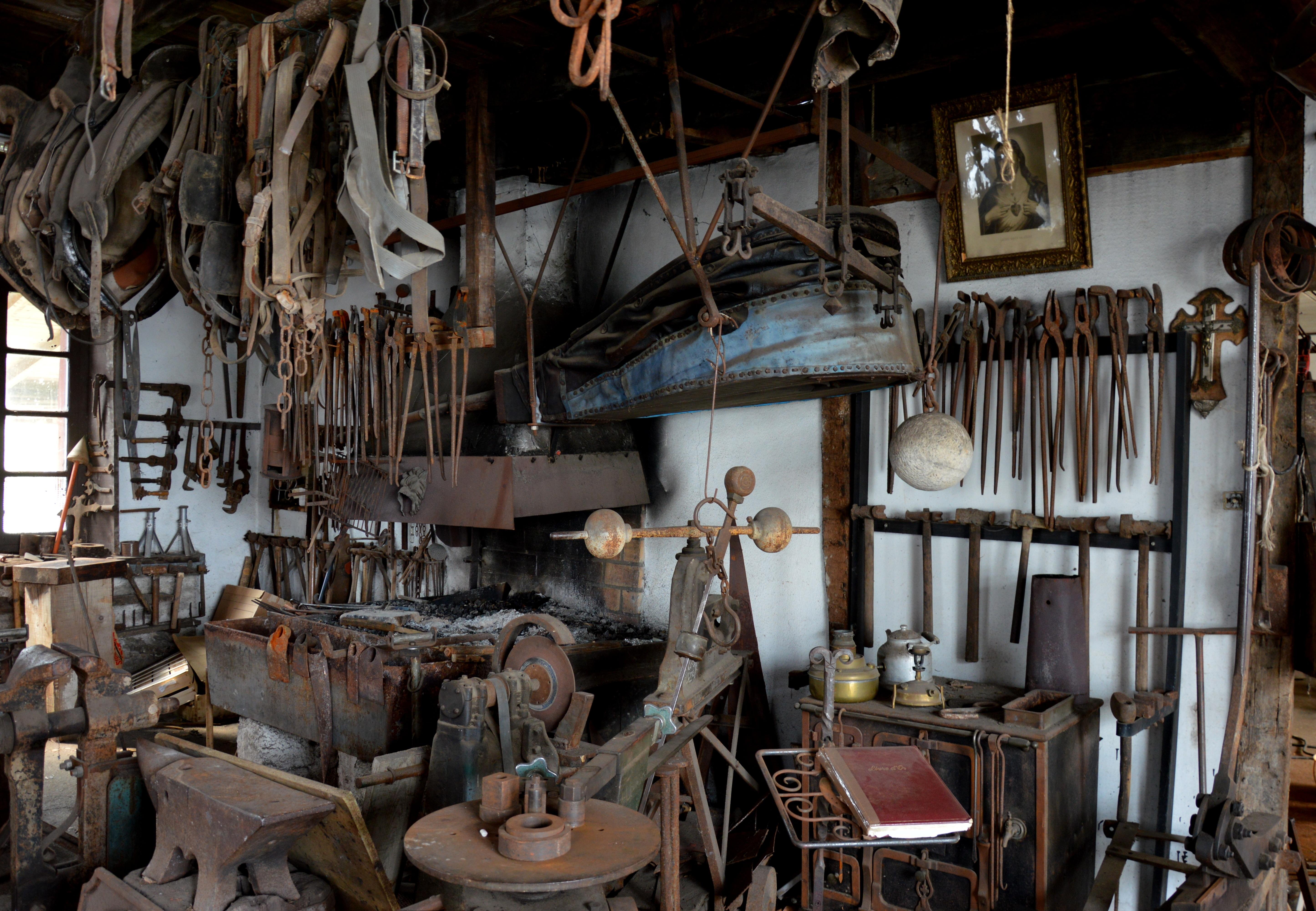 Images Gratuites Bois Atelier Chambre Attraction