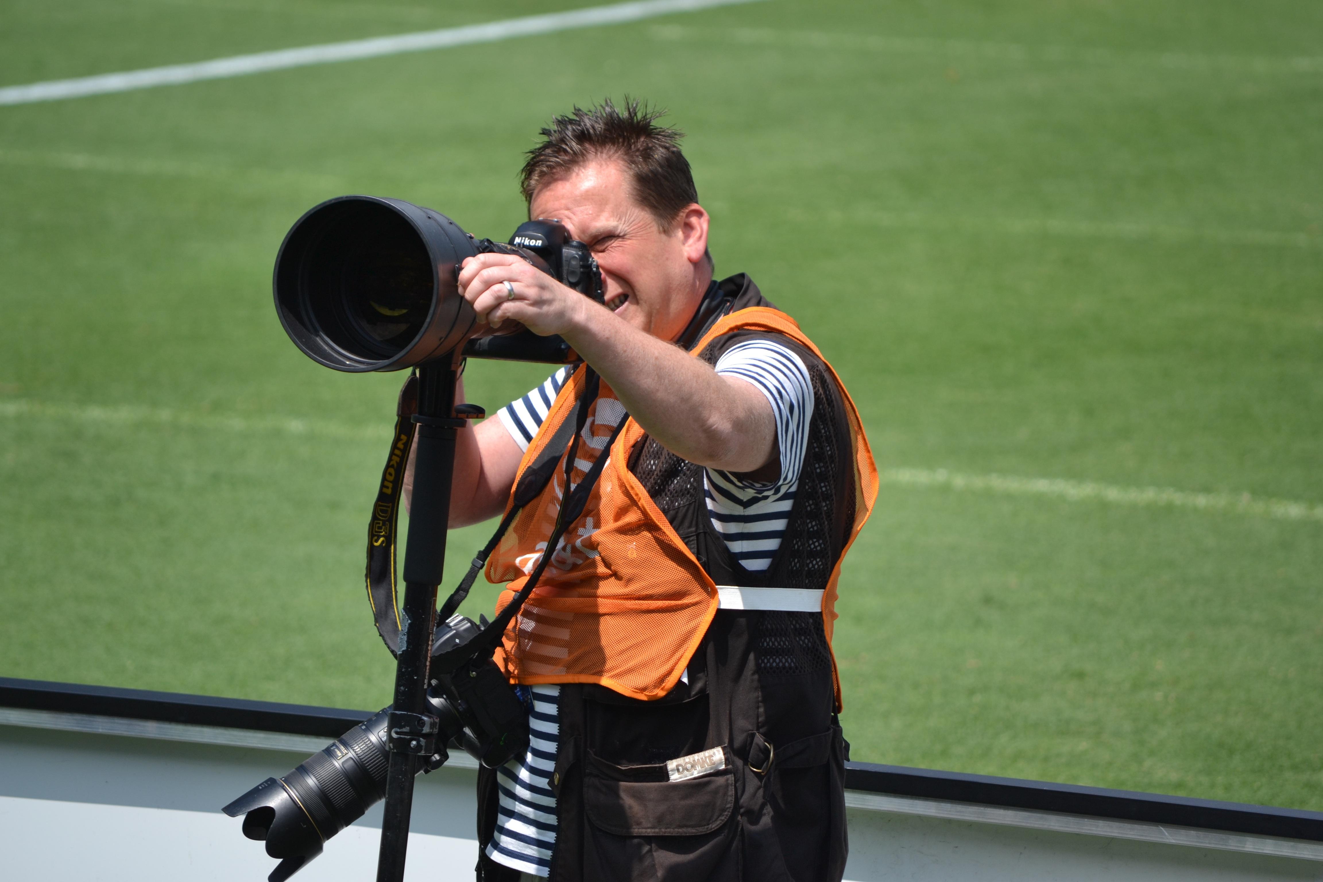 вакансии спортивного фотографа отвлечься