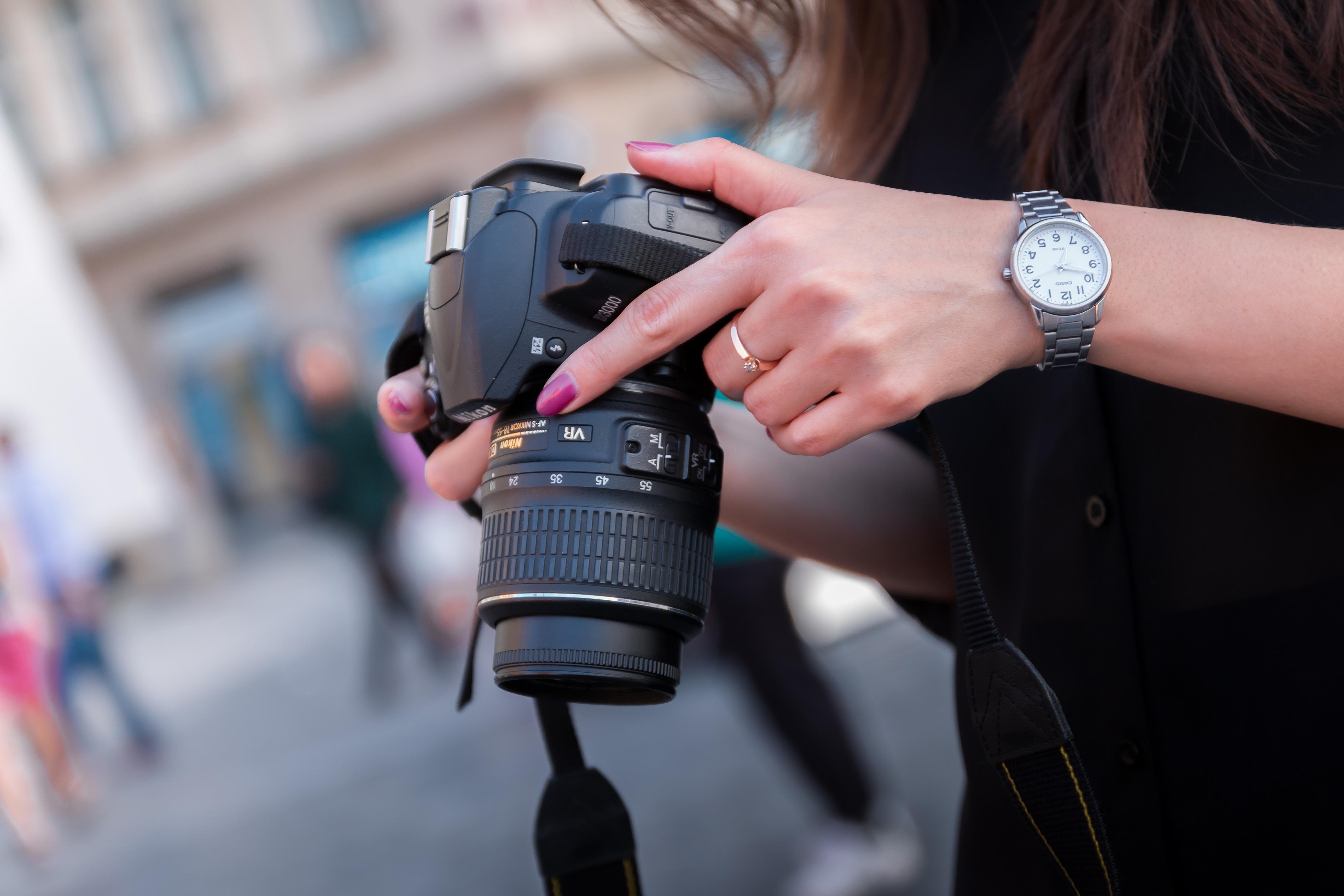 блоги хороших фотографов или ирландский олень