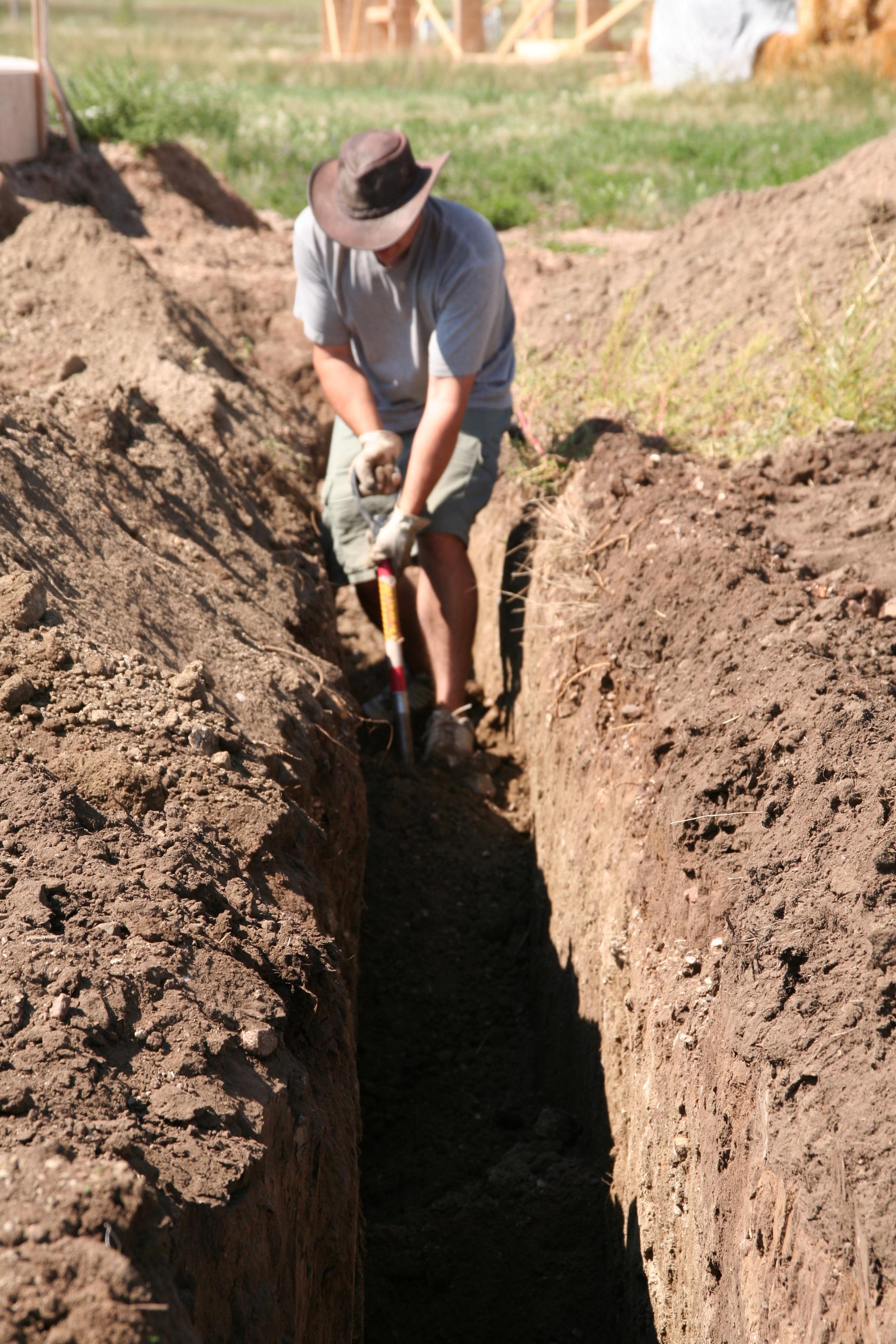 images gratuites travail homme sol pose g ologie tuyau creusement pelle creuser. Black Bedroom Furniture Sets. Home Design Ideas