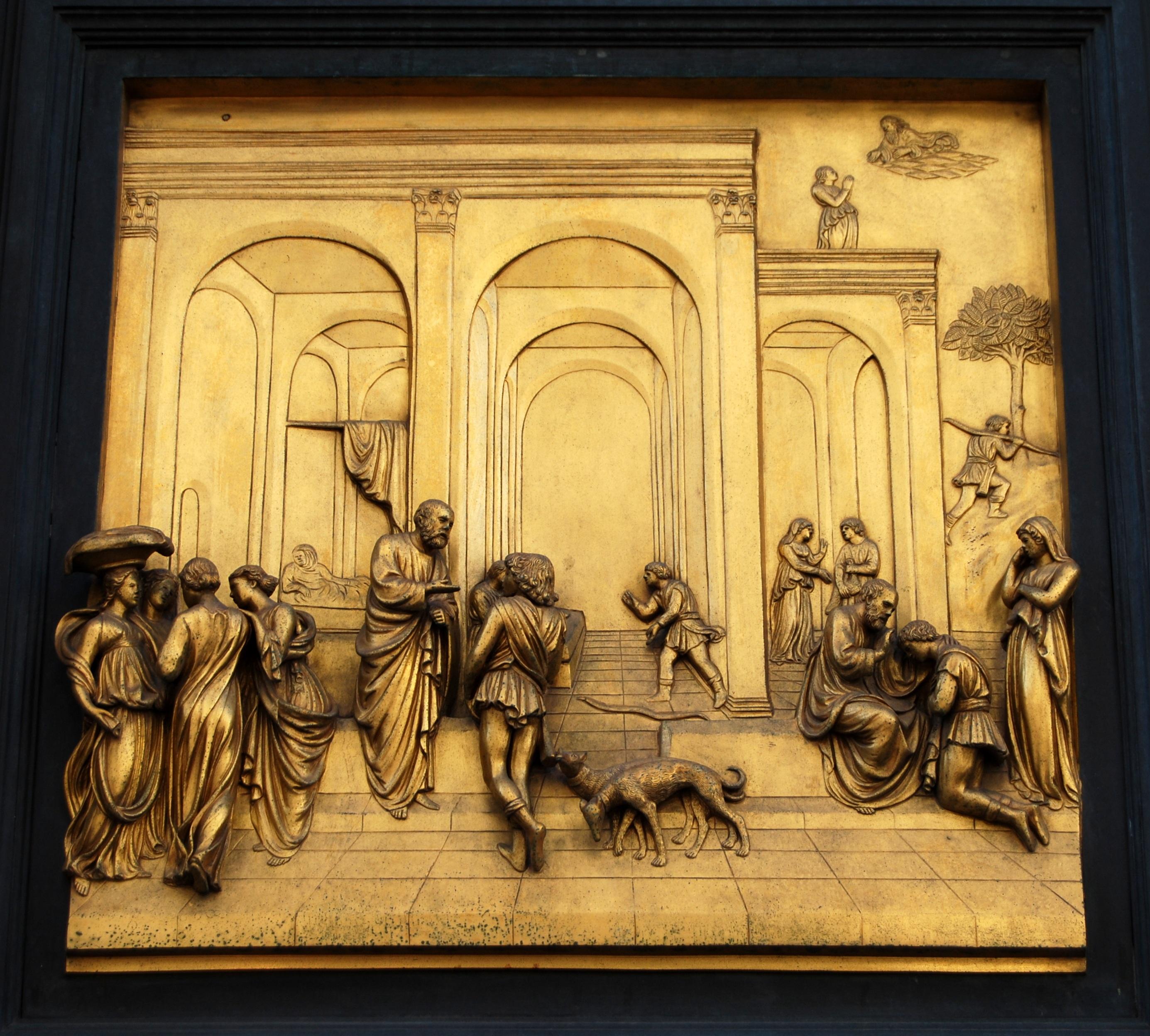 무료 이미지 작업 사람들 목재 창문 황금의 이탈리아 토스카나 그림 세례당 조각 사진