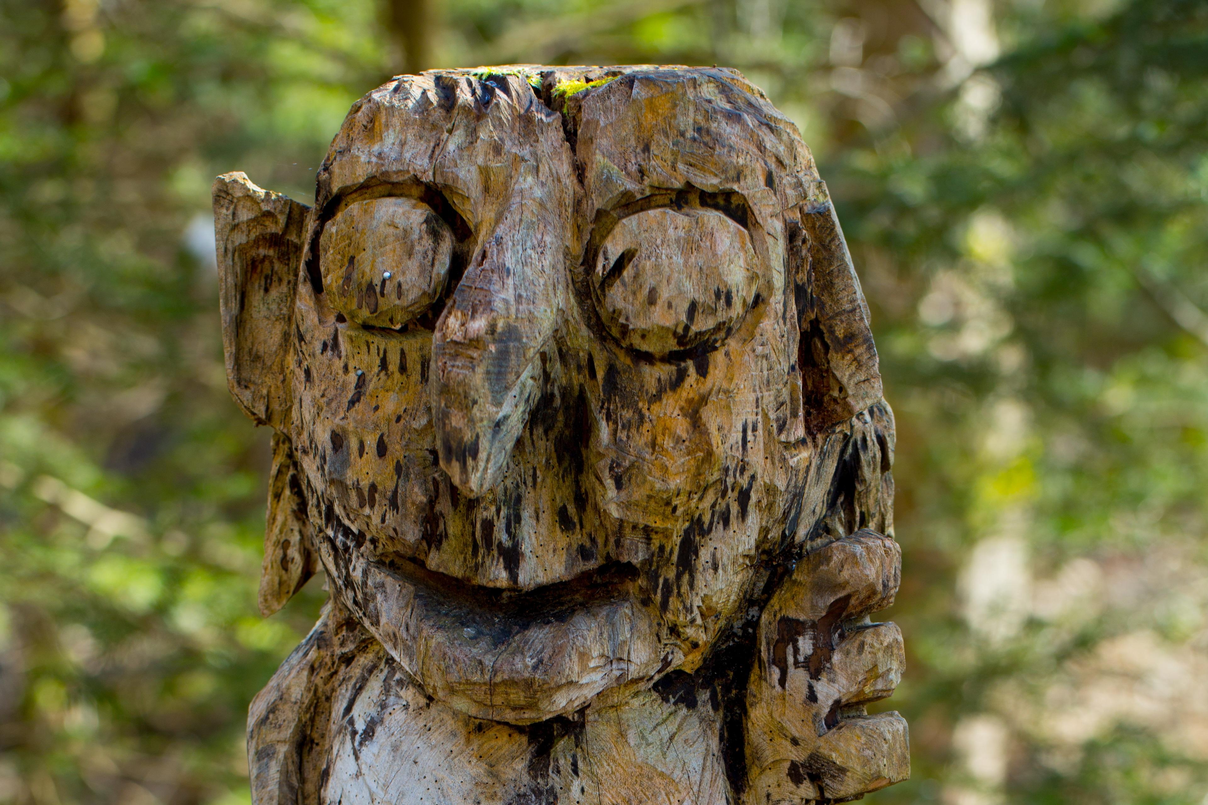 Rioturban tiki carving tiki central
