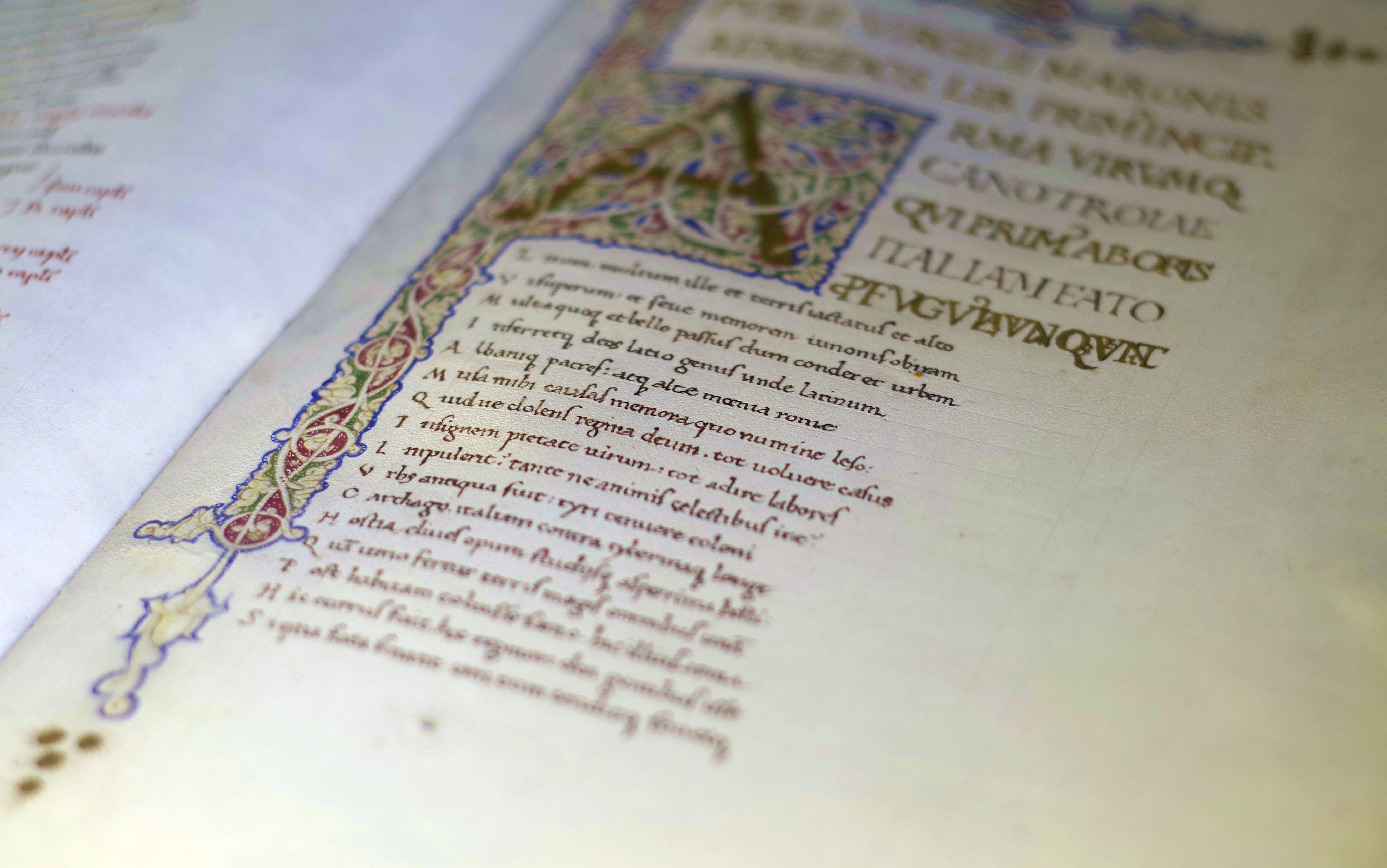 Model book calligraphy