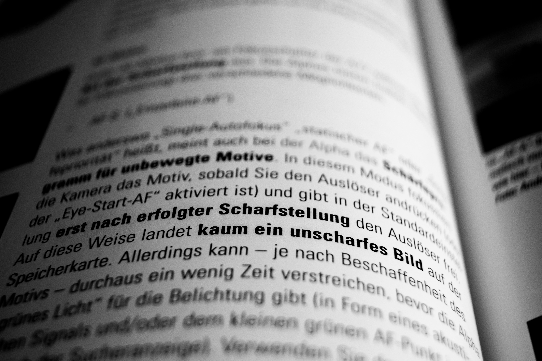 Top Images Gratuites : l'écriture, livre, tranchant, noir et blanc  YK13