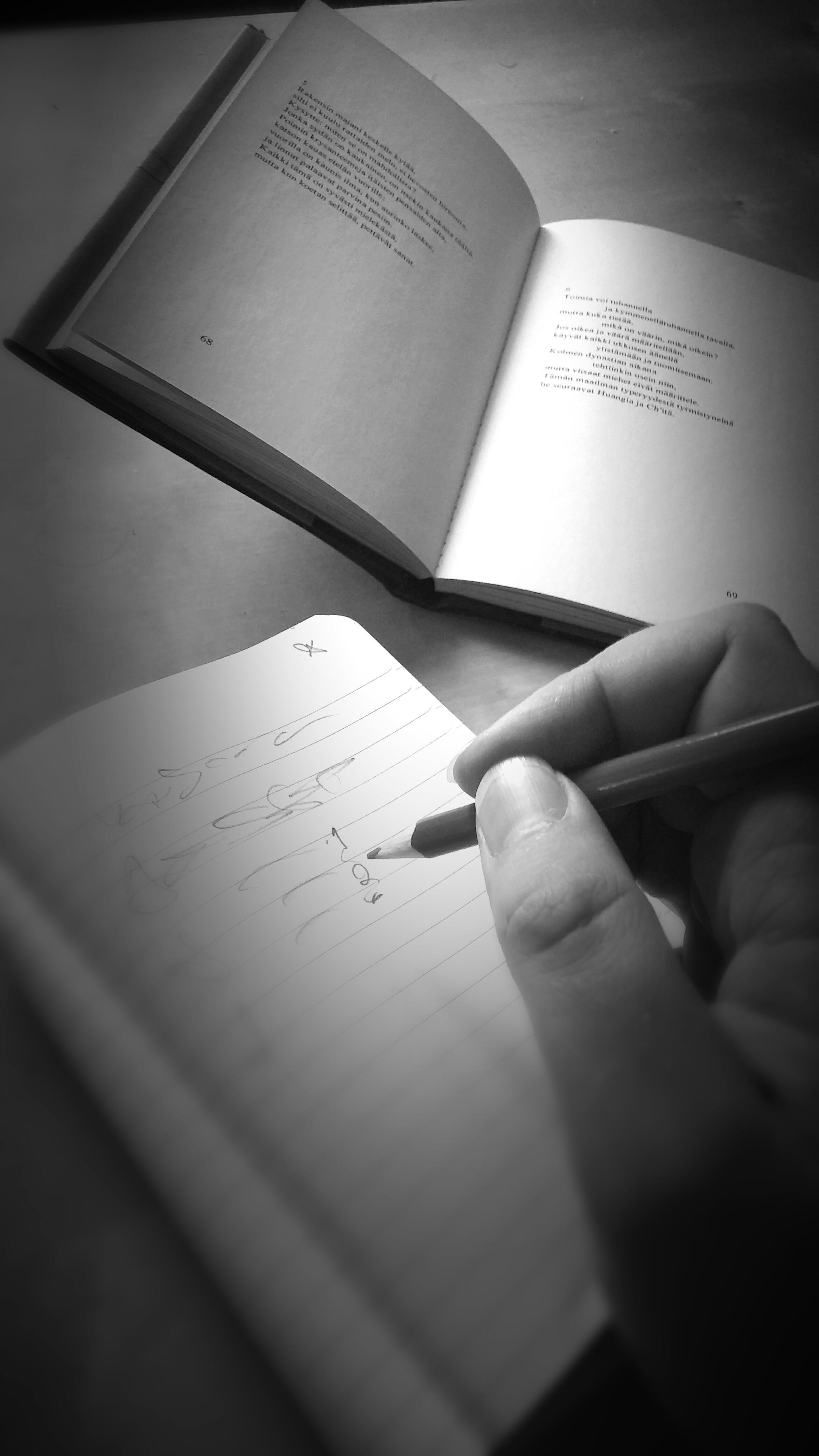 create custom book