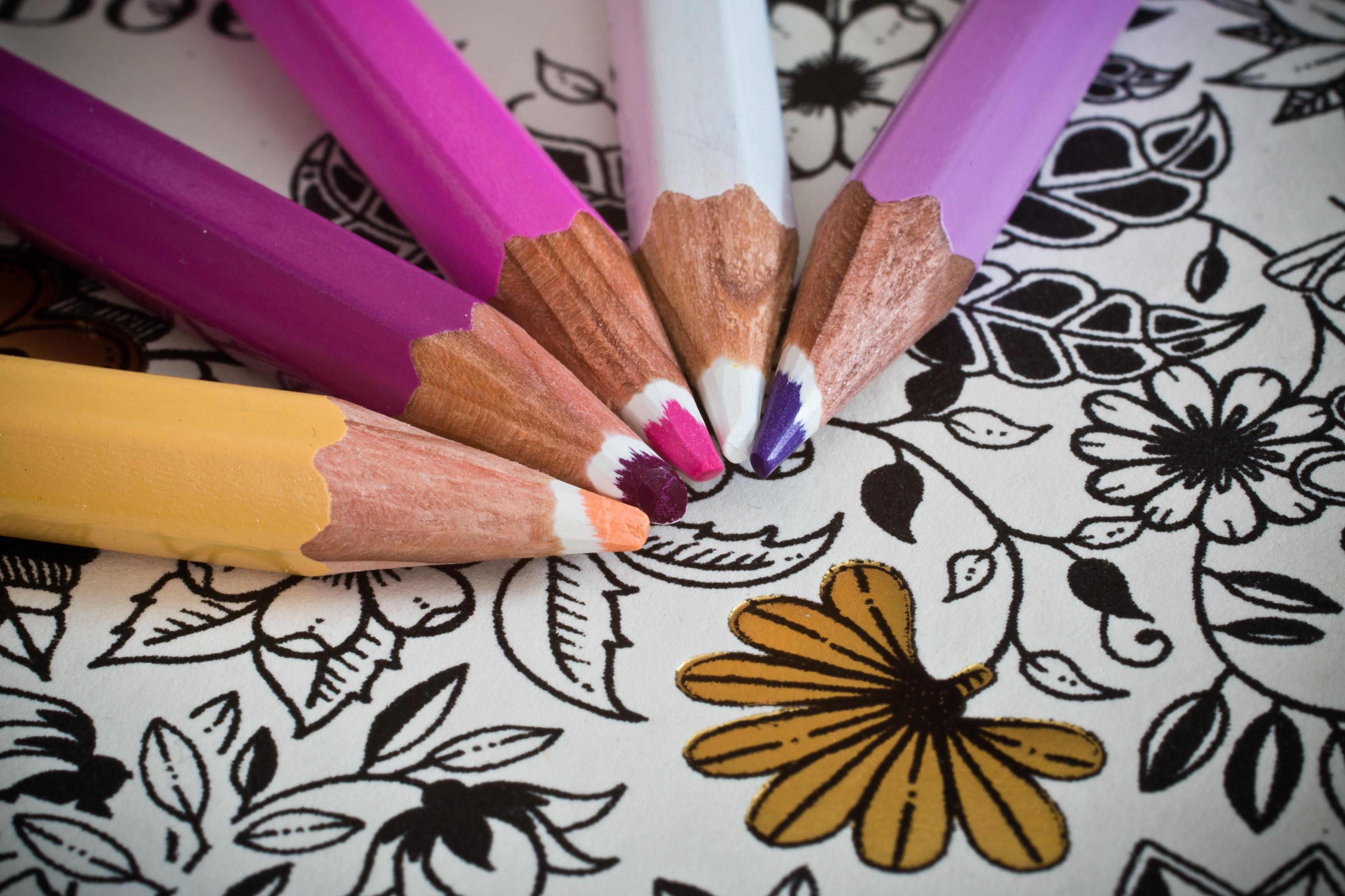 Kostenlose foto : Schreiben, Hand, kreativ, Muster, Finger, Farbe ...