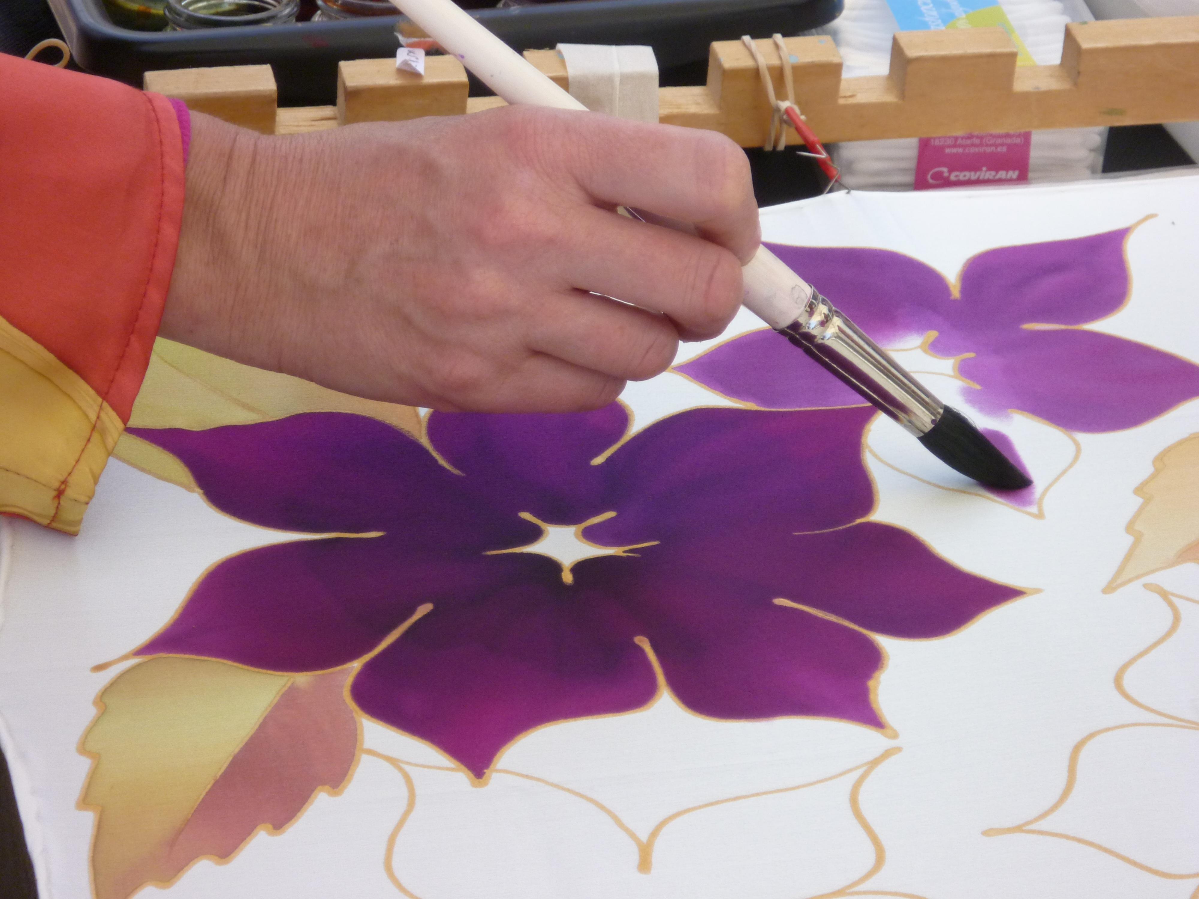 Images Gratuites L 233 Criture Main Fleur Violet P 233 Tale
