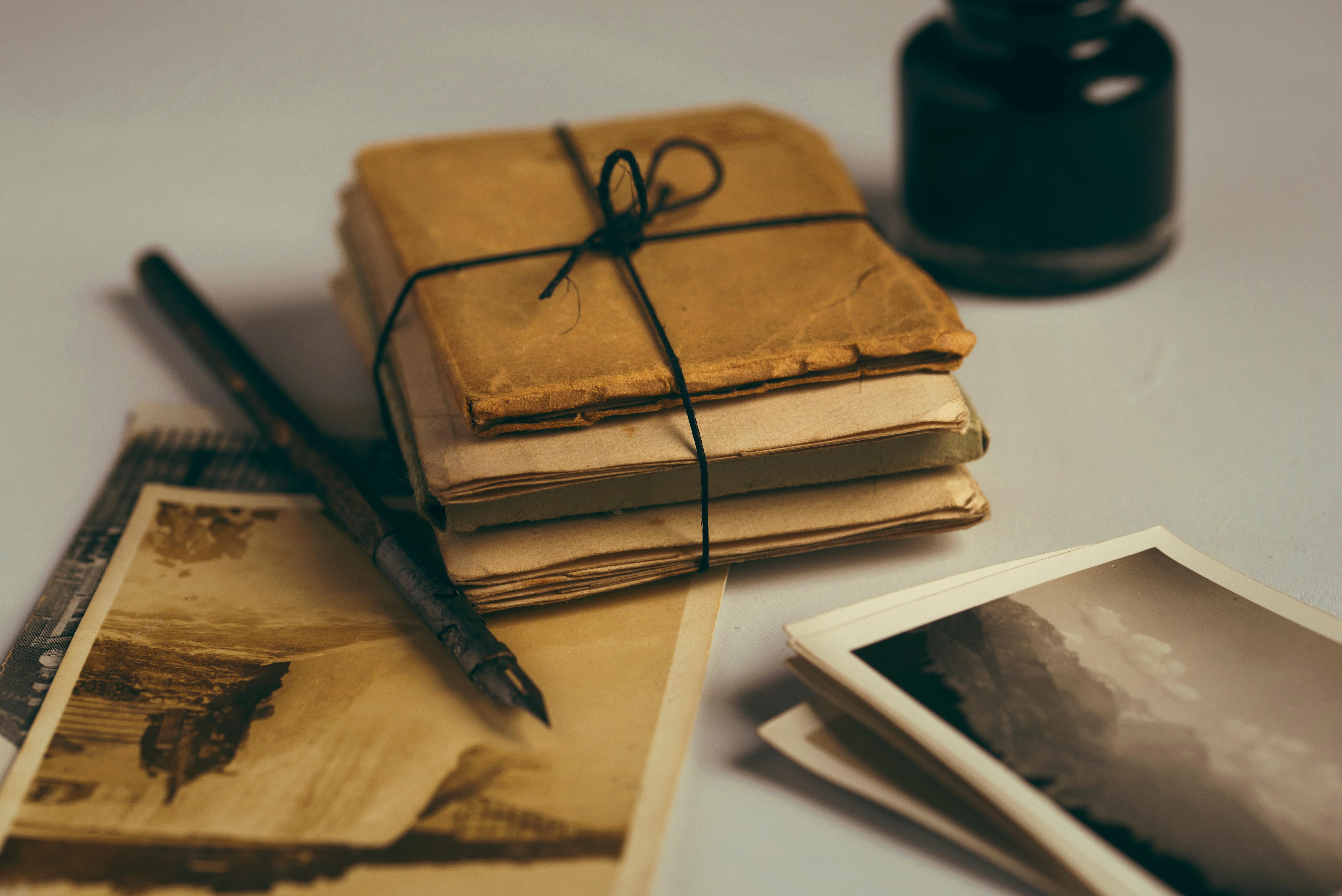 Стары письма картинки